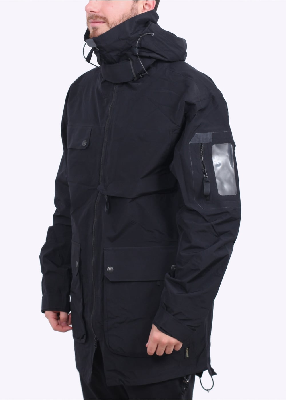 adidas day one gore tex parka
