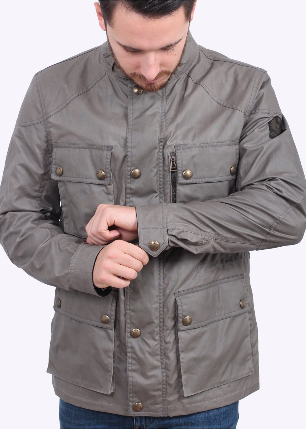 Belstaff Trialmaster Grey