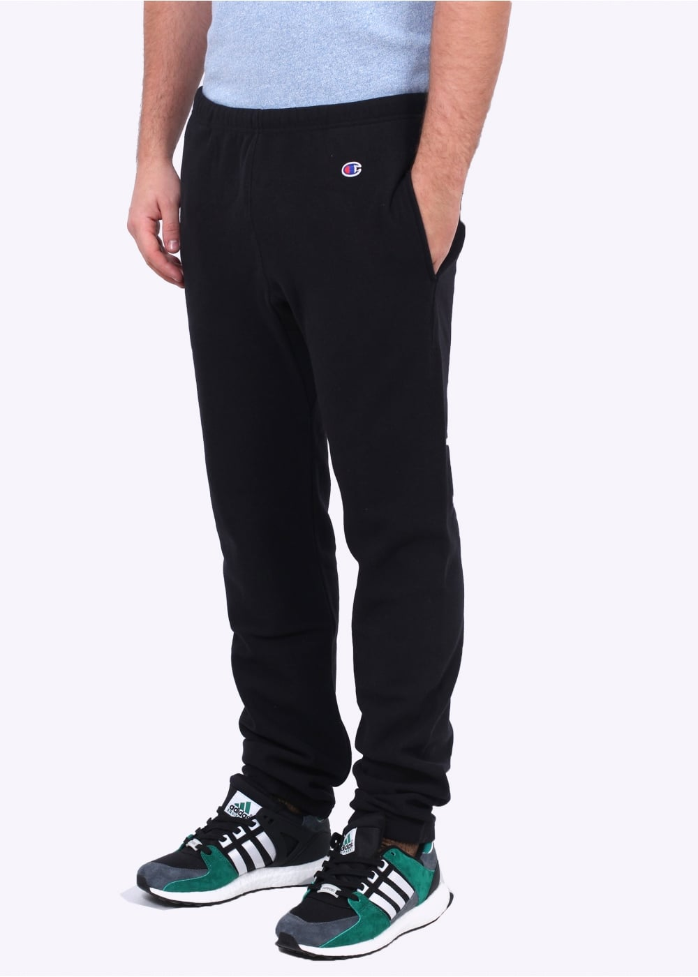Mens Elastic Cuff Pants Champion Outlet With Paypal Order Online o5hxzQvS