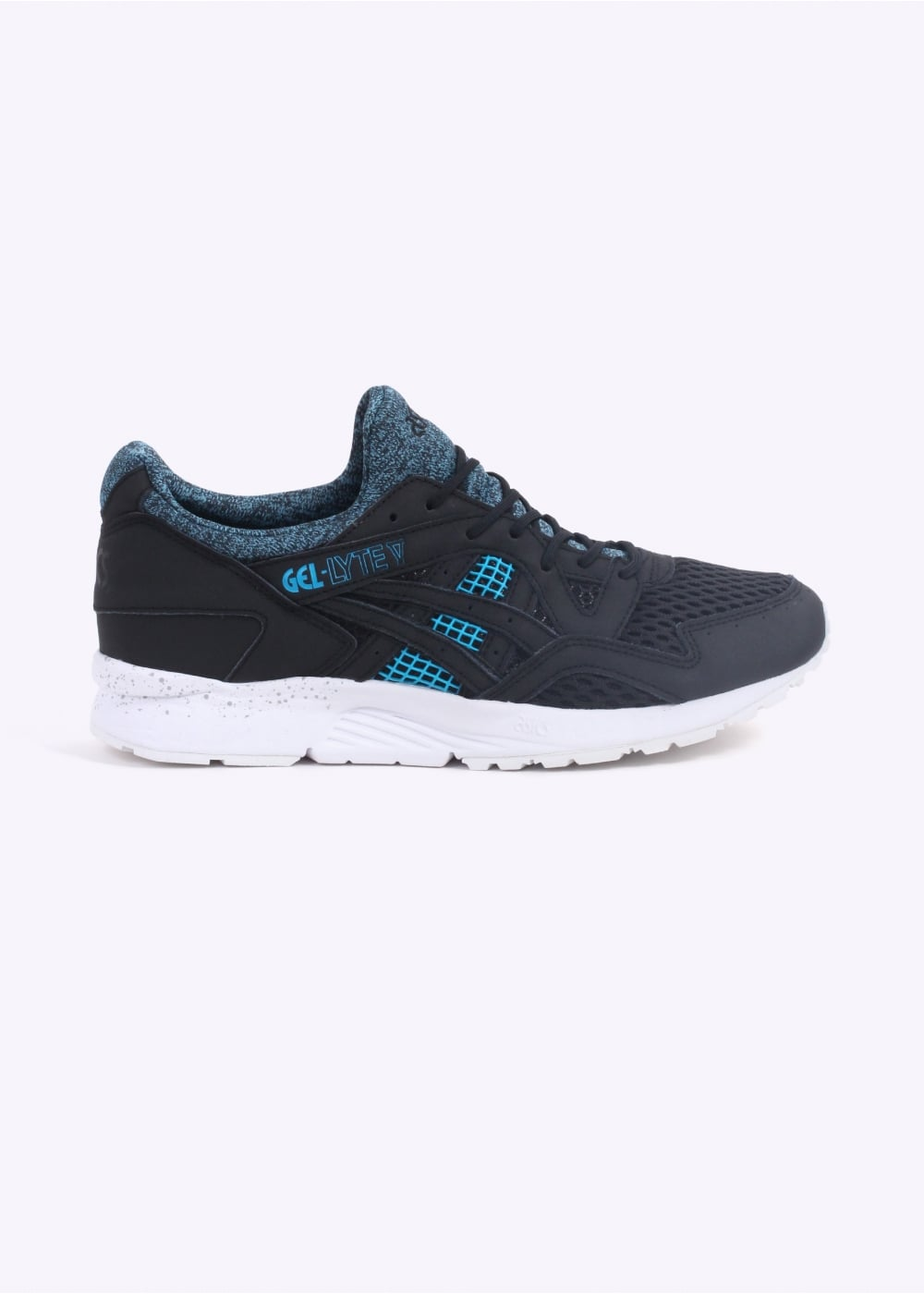 official photos be1be 34a5b Gel-Lyte V - Black / Blue