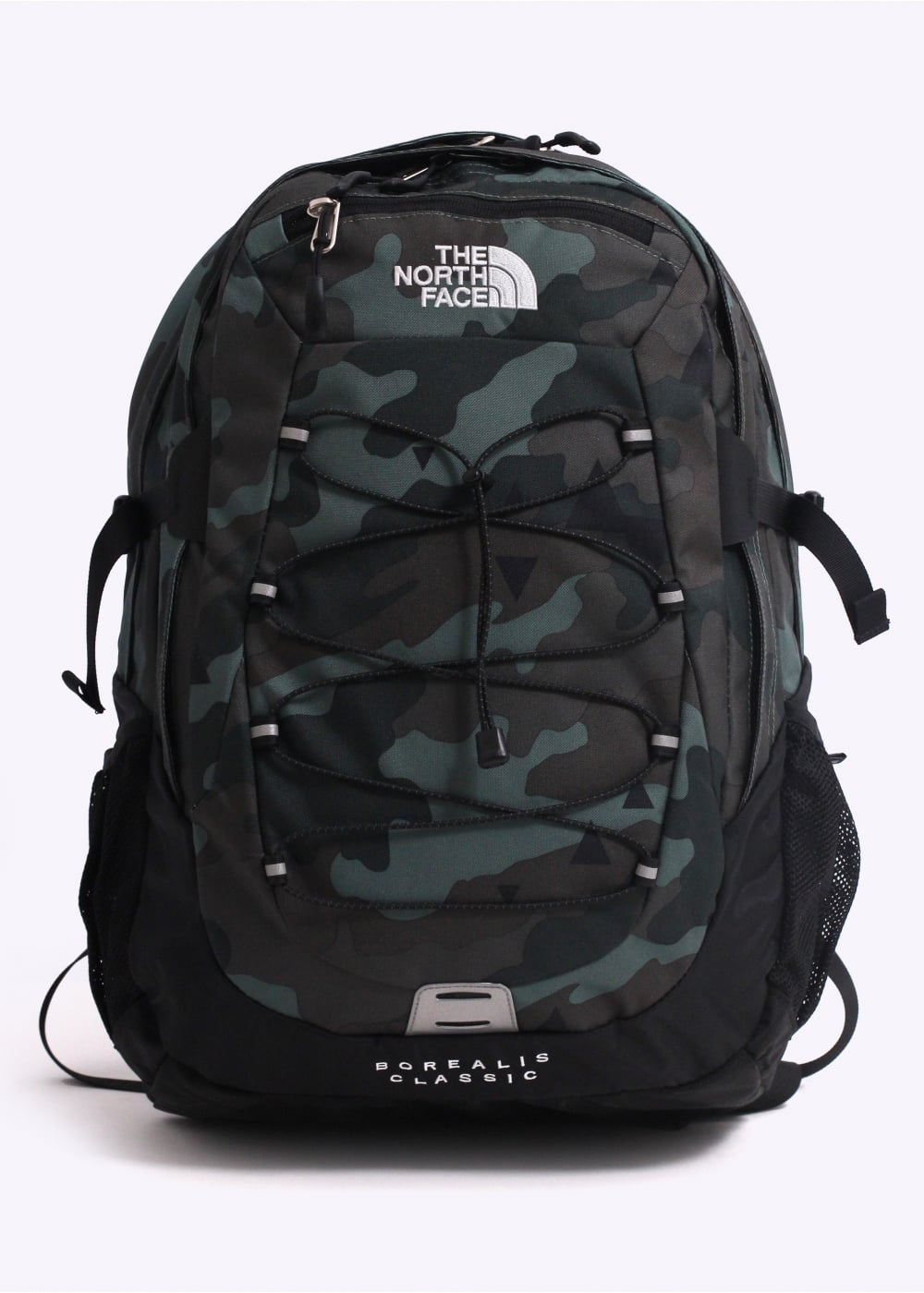 The North Face Borealis Classic Backpack Camo Bags