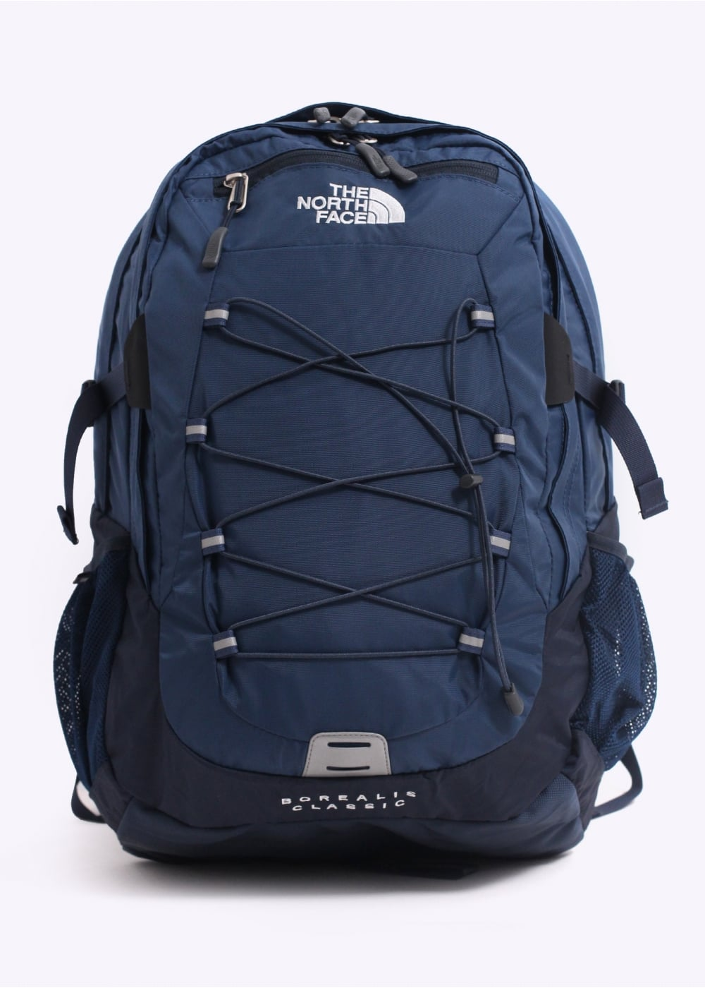 groothandel outlet enorme selectie van tinten van The North Face Borealis Classic Backpack - Shady Blue