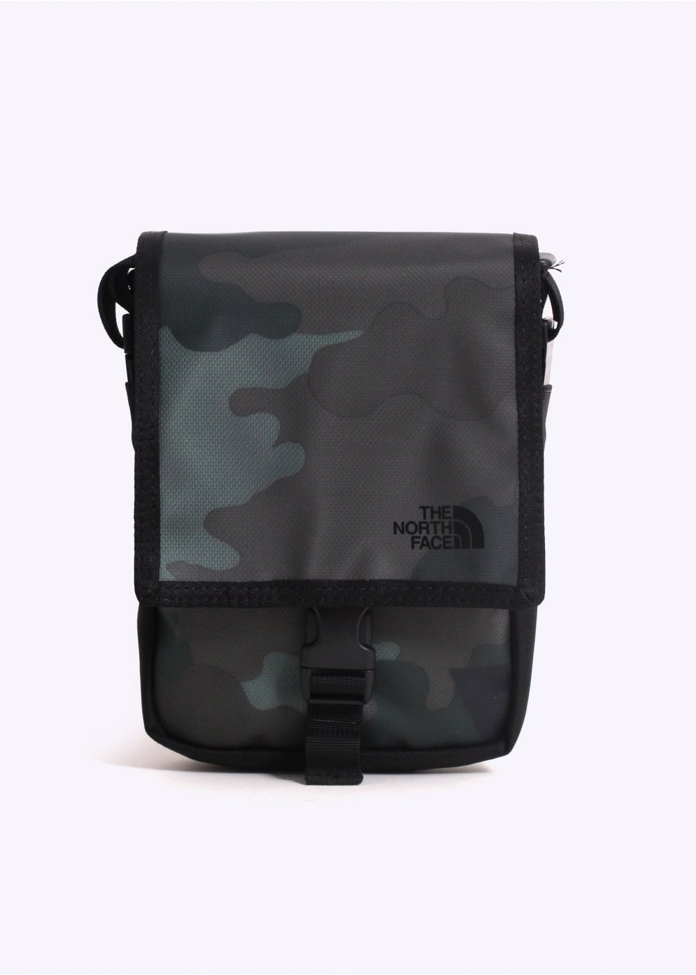 The North Face Bardu Bag - Camo   Black - Bags from Triads UK 21b354479c161