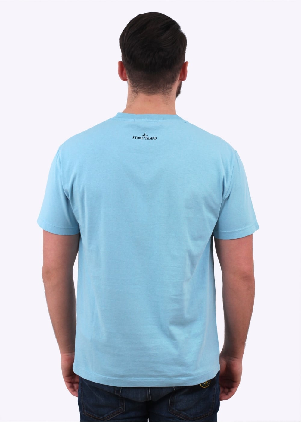 d5a3ef6e2194 Home · Triads Mens · T-shirts  Stone Island Graphic Tee - Sky Blue. Tap  image to zoom. Graphic Tee - Sky Blue