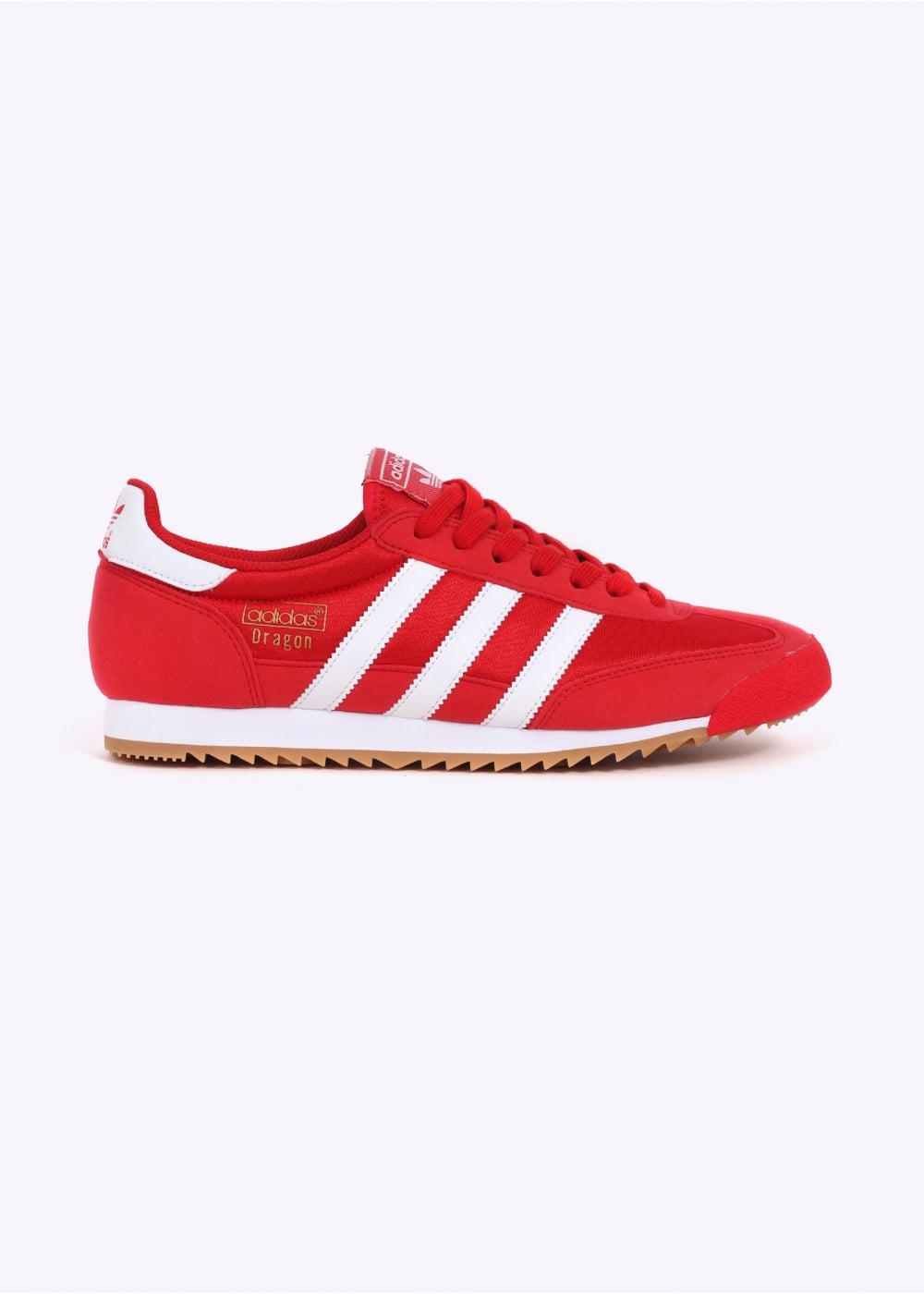 the best attitude 3af52 46898 adidas Originals Footwear Dragon OG - Red - Trainers from Triads UK