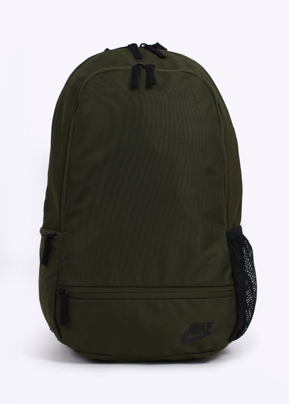 ed122ea6d Nike Apparel Classic North Solid Backpack - Legion Green - Bags from ...