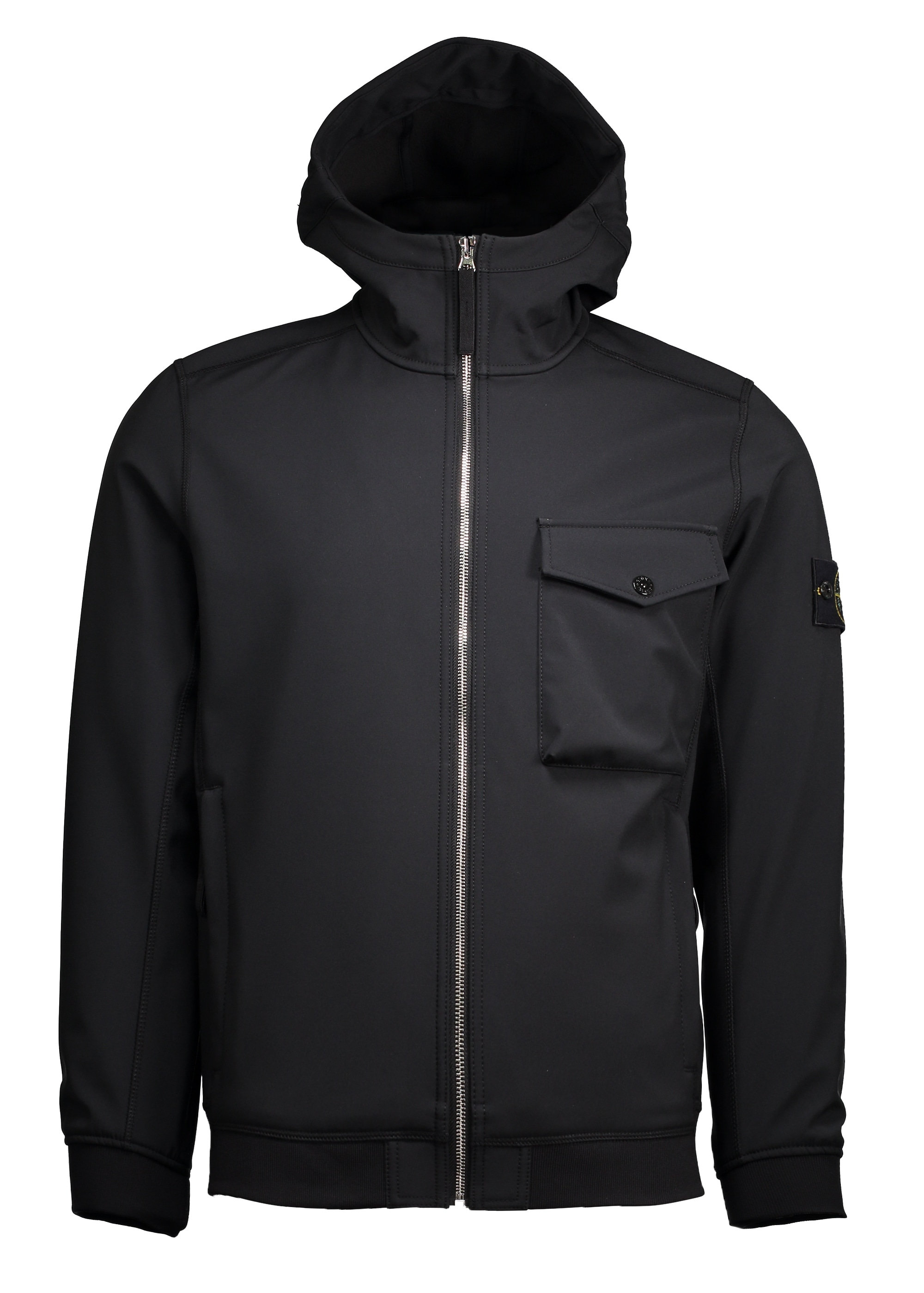 Stone Island Soft Shell R Jacket Black Triads Mens From Triads Uk