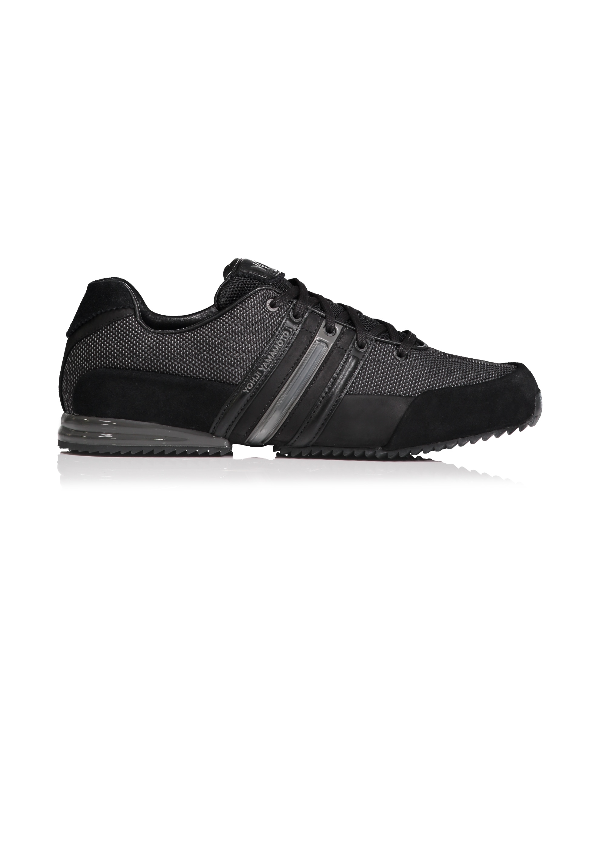 1e6e7606623cb ... Y3   Adidas - Yohji Yamamoto Sprint Trainers - Core Black. Tap image to  zoom. Sprint Trainers - Core Black. Sprint Trainers - Core Black
