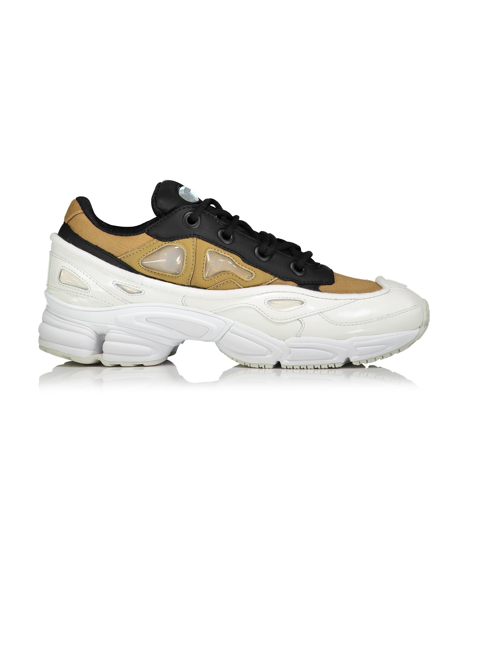 best website 0c246 702a5 adidas Originals by Raf Simons Ozweego III - White / Khaki