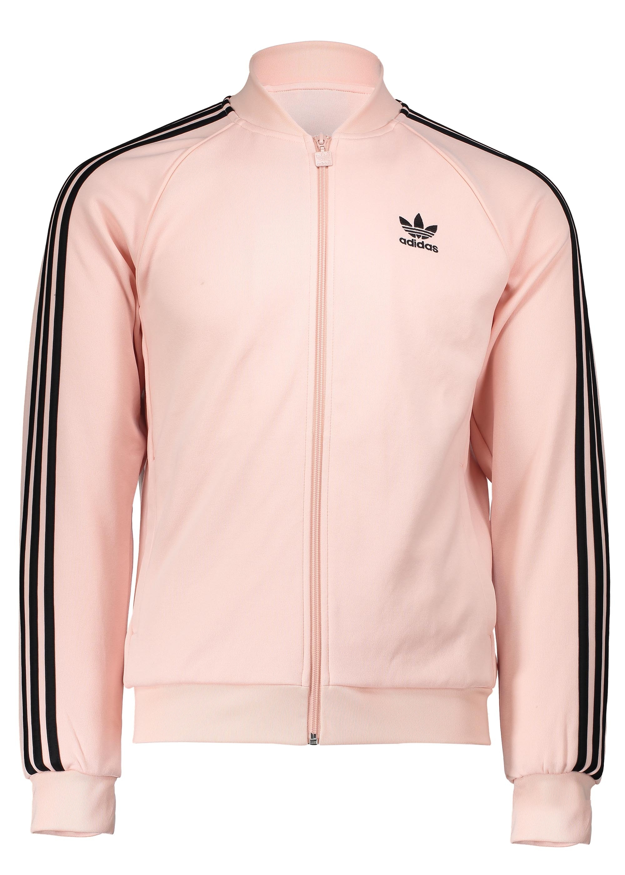 a76f26a29da5 adidas Originals Apparel SST Track Top - Vapour Pink - Jackets from ...