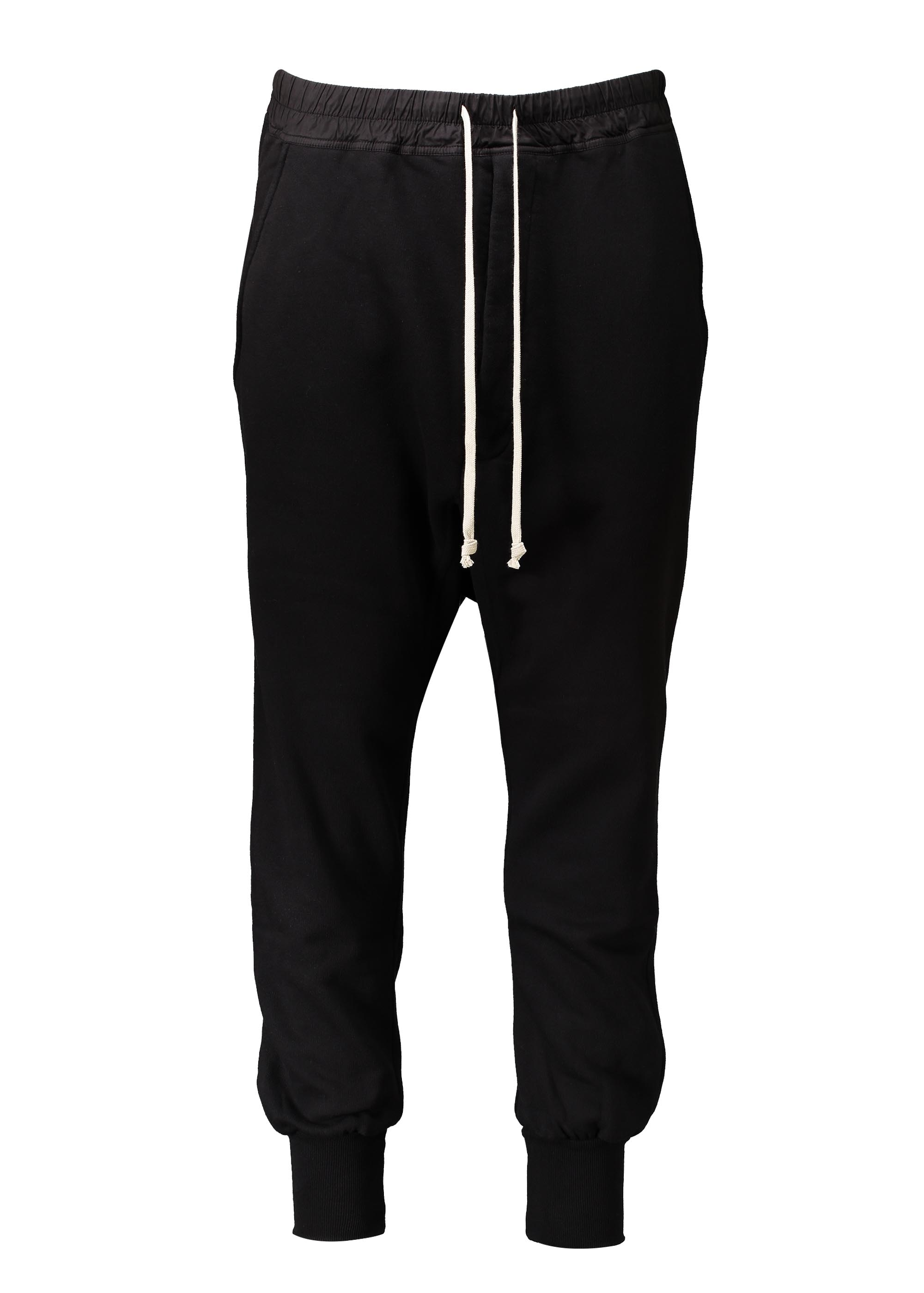 Rick Owens Drkshdw Woven Sweat Pants - Black - Triads Mens from ... ee3216364cba3