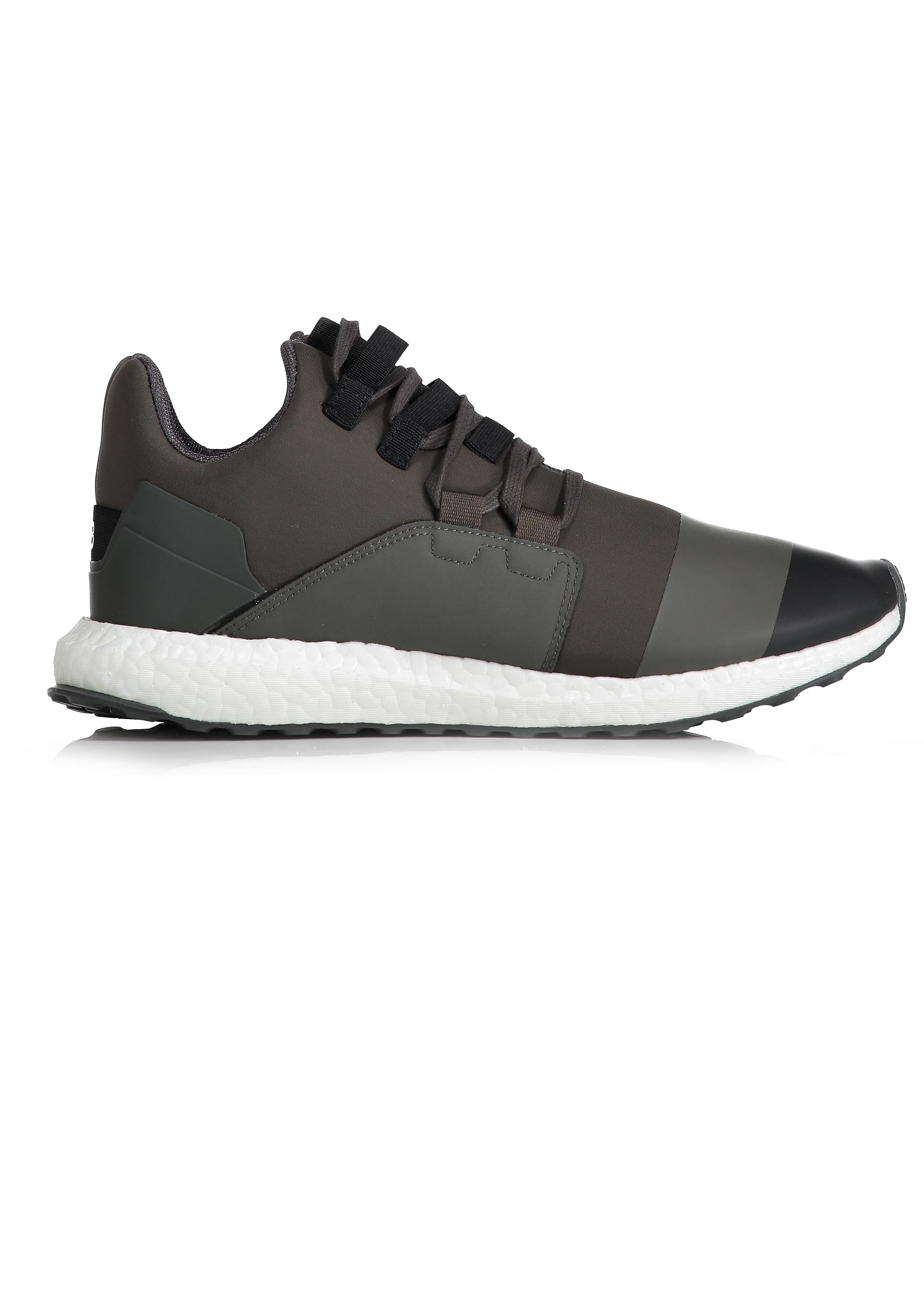 2310b25df112 Y3   Adidas - Yohji Yamamoto Kozoko Low - Black Olive - Triads Mens from  Triads UK