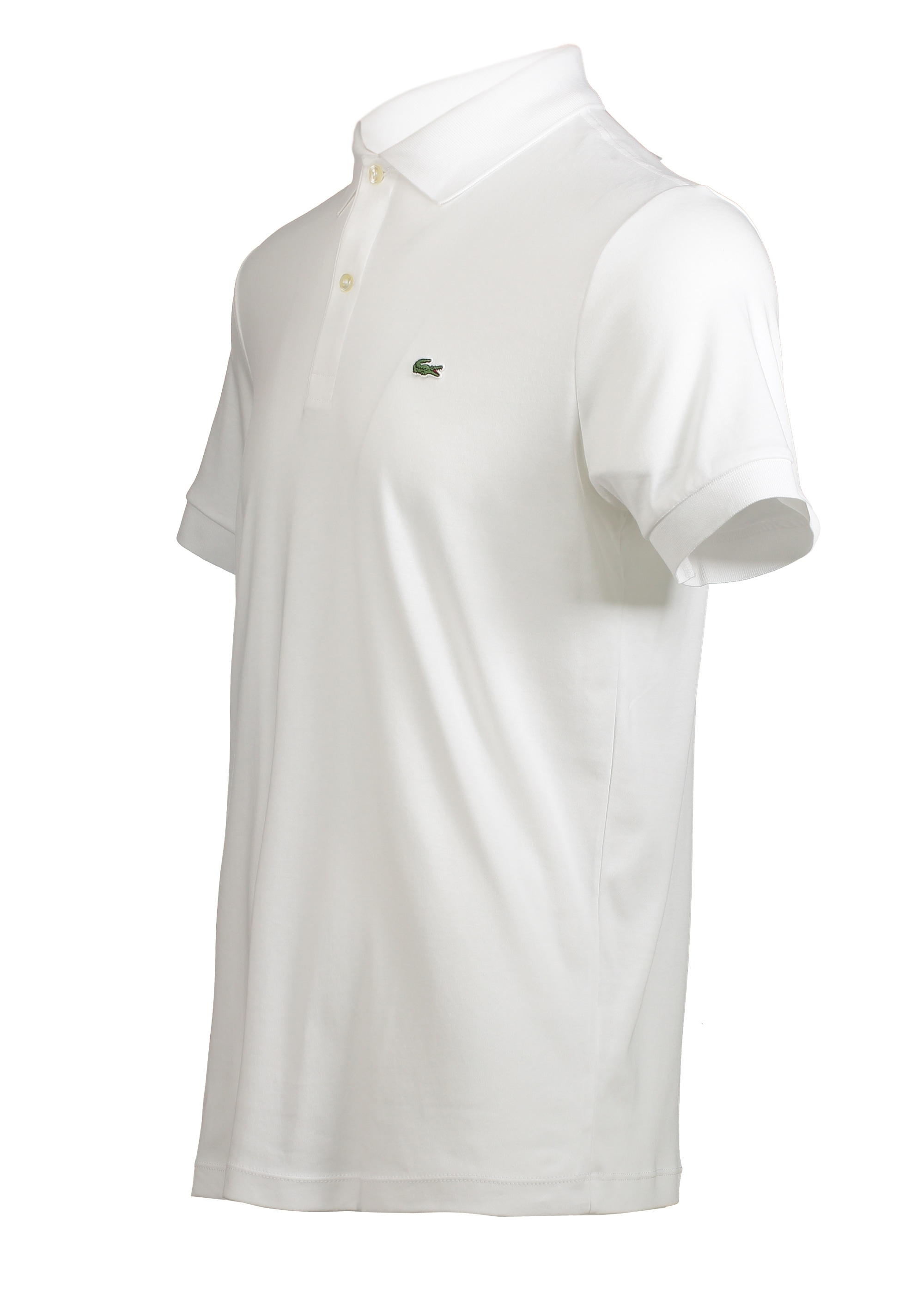 2ab22dde53 Lacoste Polo Shirt - White - Triads Mens from Triads UK