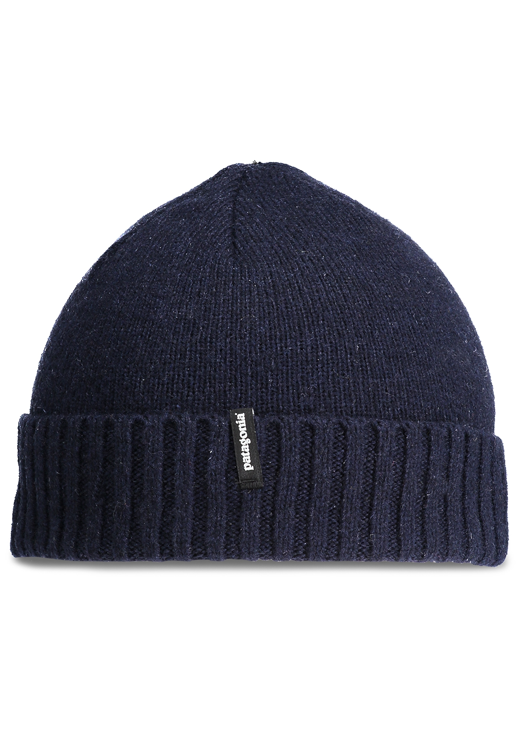 Patagonia Brodeo Beanie - Navy Blue - Triads Mens from Triads UK 4a540b3aa06