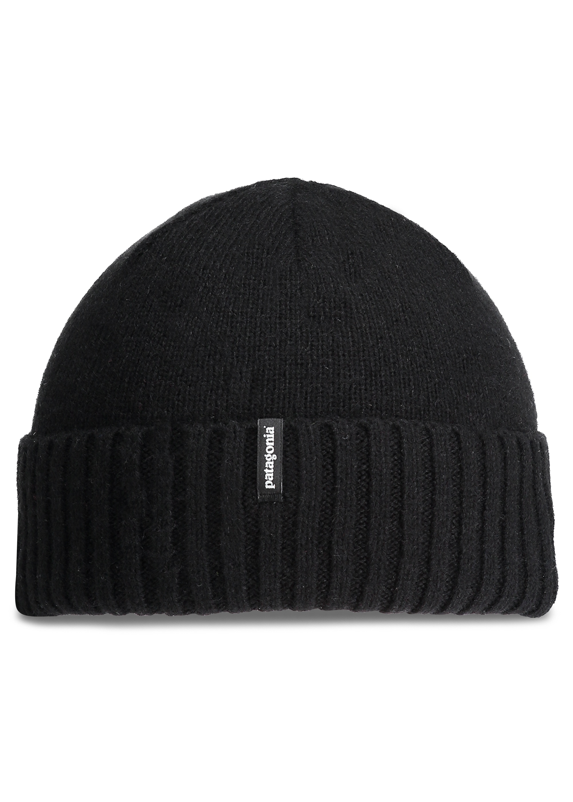 Patagonia Brodeo Beanie - Black - Headwear from Triads UK d7c6768f5a32