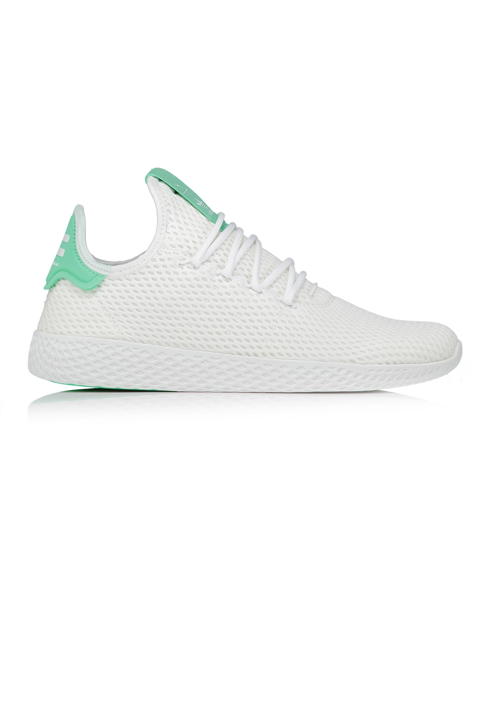 9ae0d2020799 adidas Originals Footwear Pharrell Williams Tennis Hu - White ...