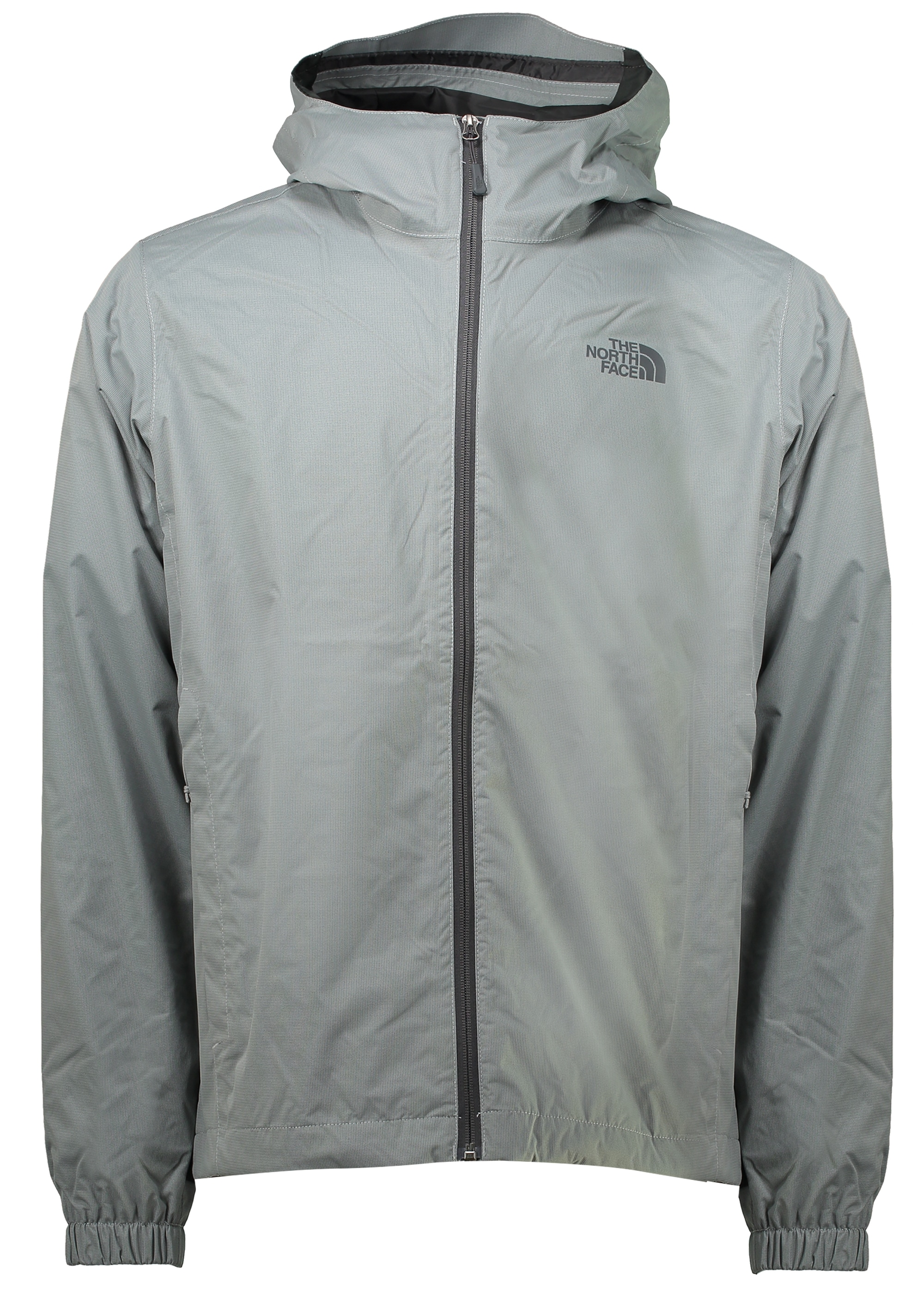 The North Face Quest Jacket Monument Grey Jackets From