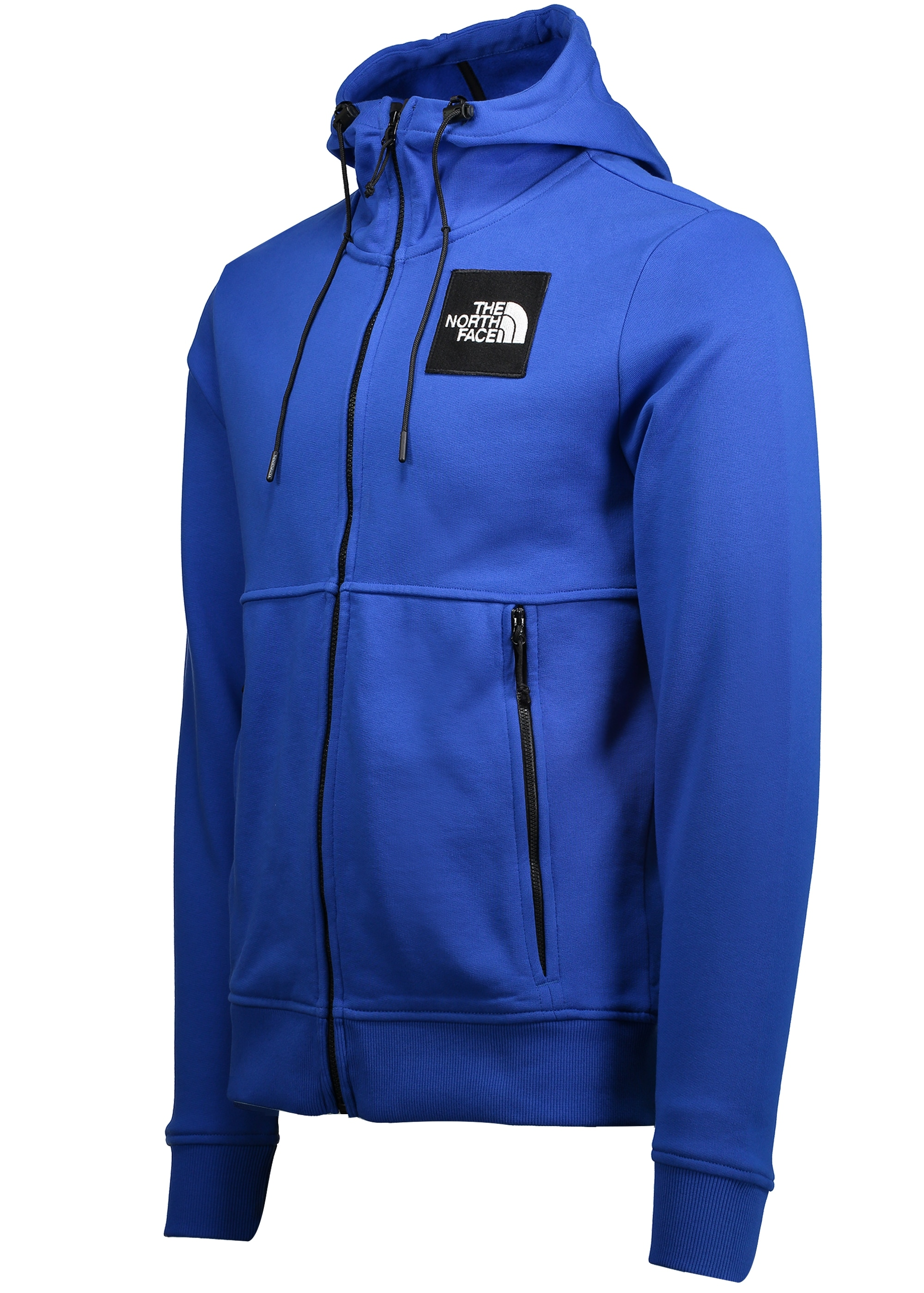 f22445350a4 The North Face Fine Full Zip Hoodie - Cobalt Blue - Hoodies from ...