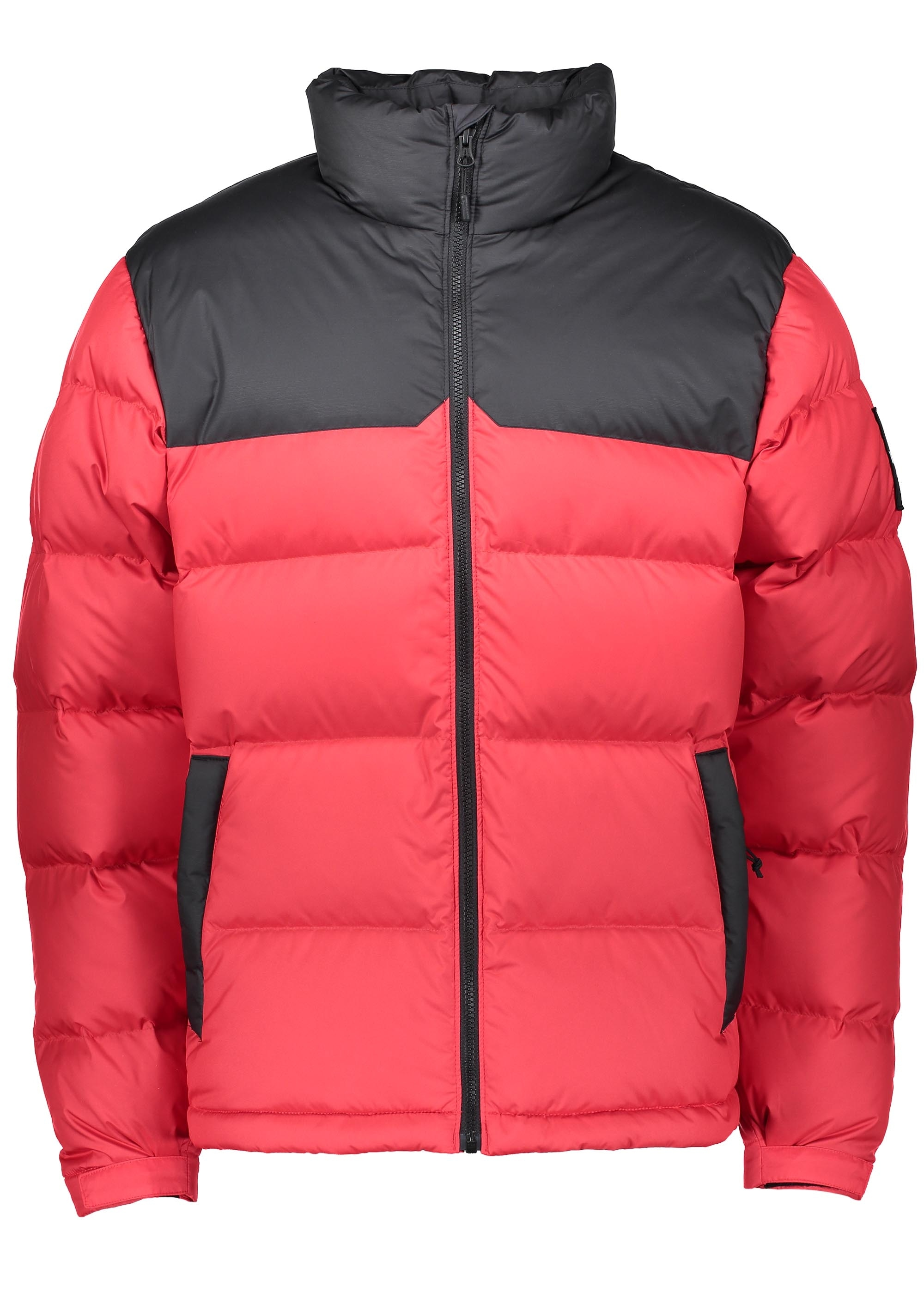the north face 1992 nuptse jacket red triads mens from triads uk. Black Bedroom Furniture Sets. Home Design Ideas