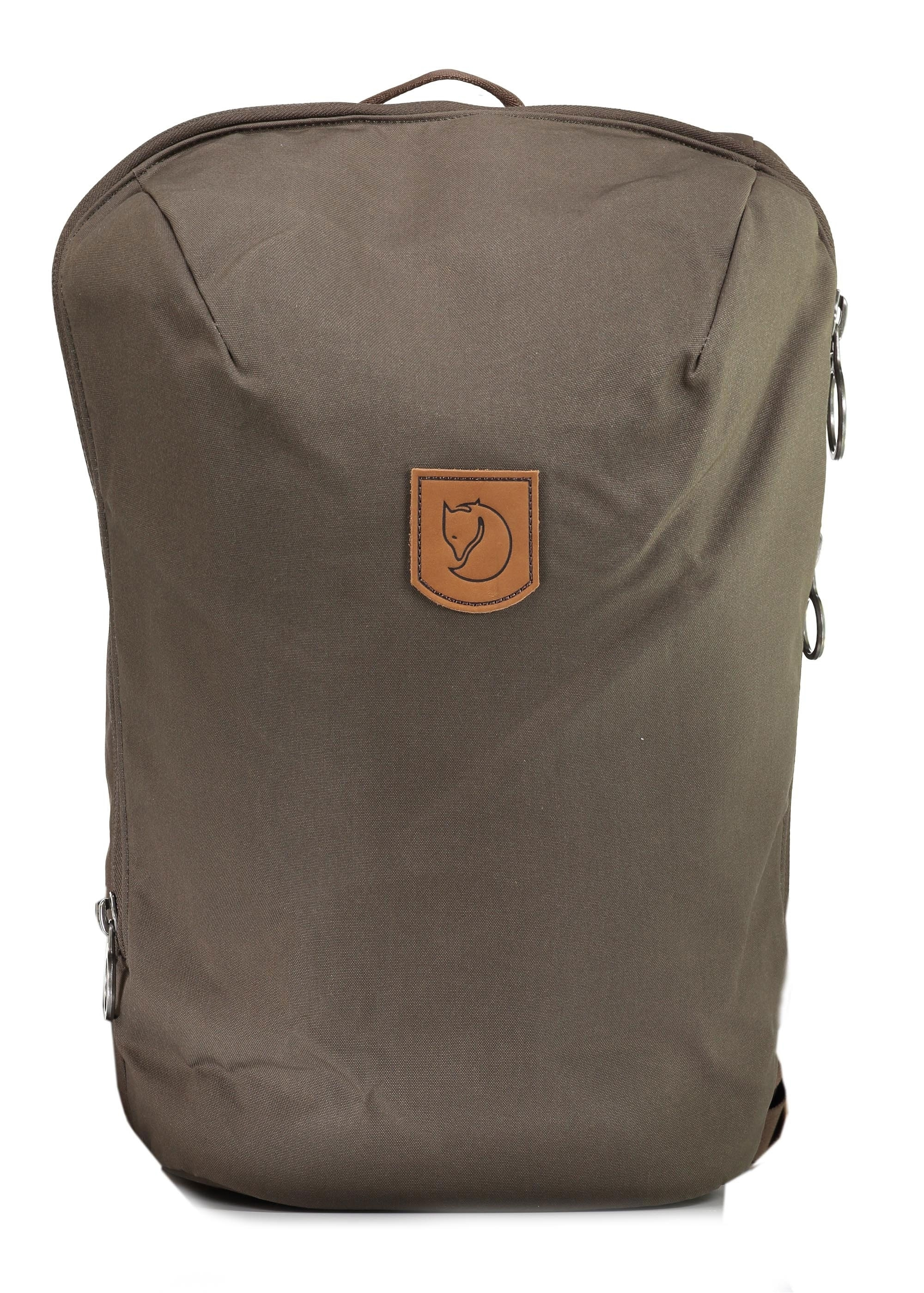Fjallraven Kiruna Backpack Dark Olive Triads Mens From