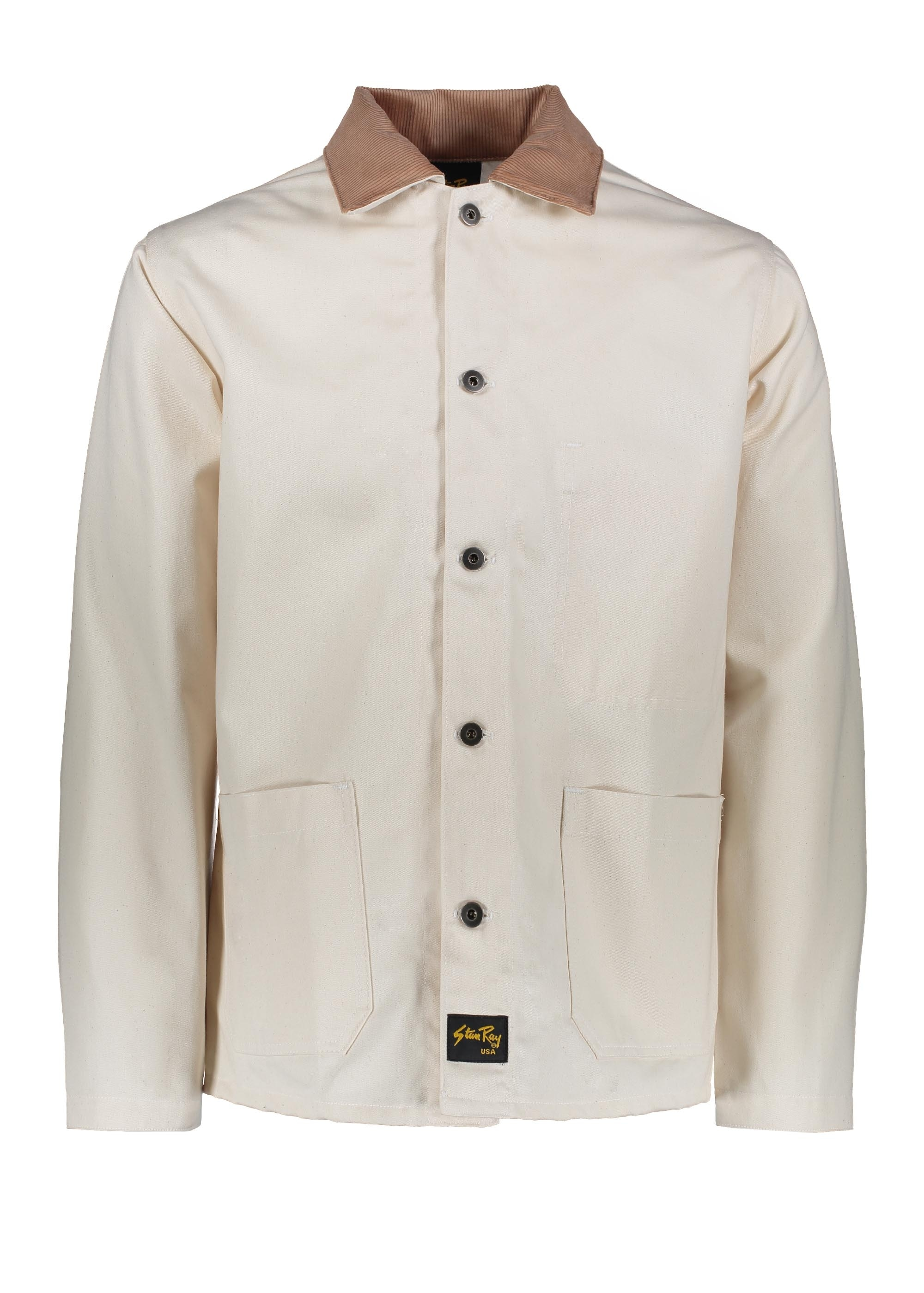 8fdc2152449d Stan Ray Archive Jacket - Natural - Jackets from Triads UK