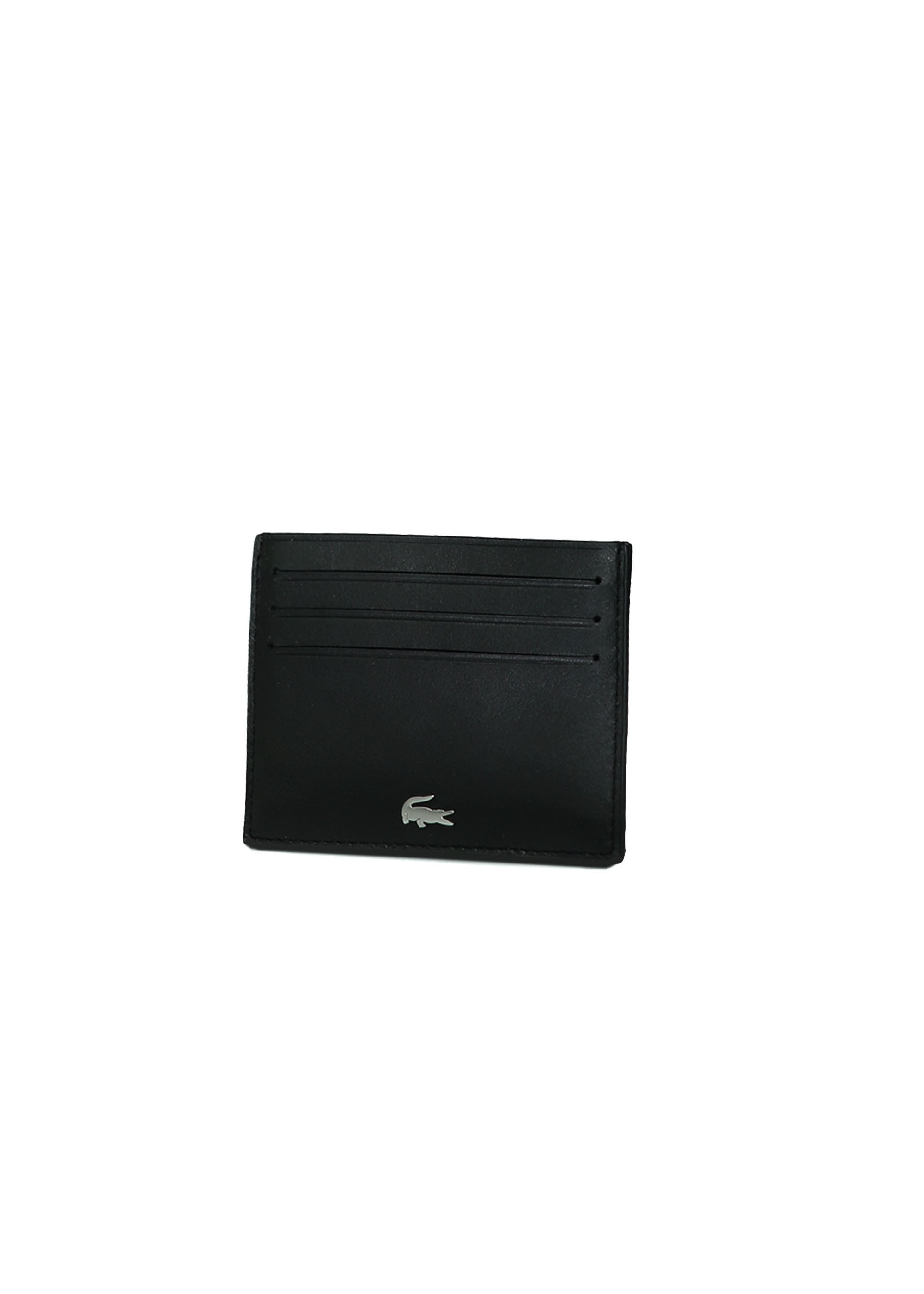 c9056deecb Lacoste Billfold Coin Box - Black - Wallets from Triads UK