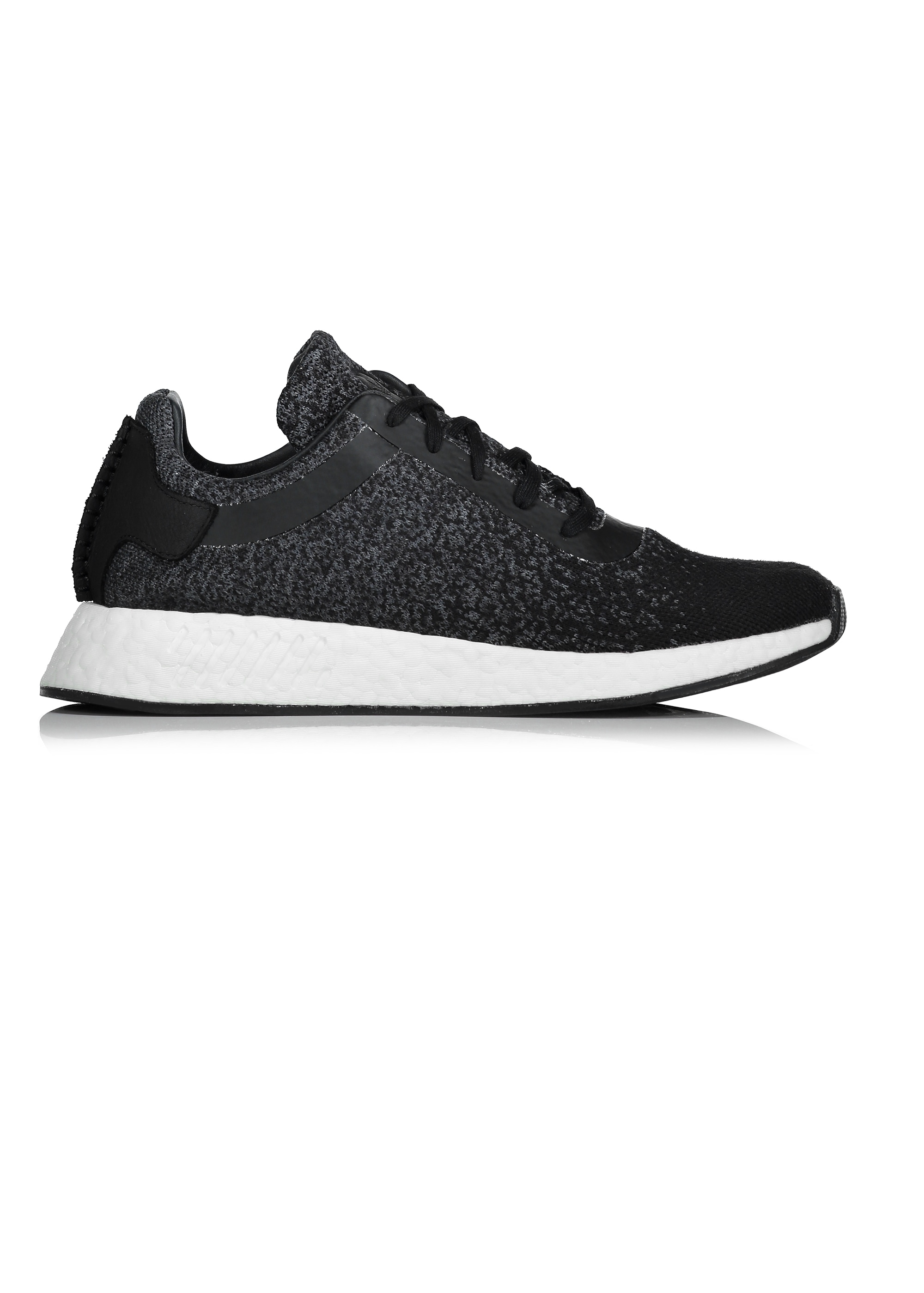 lowest price ed518 a4891 adidas by Wings+Horns NMD R2 PK - Black