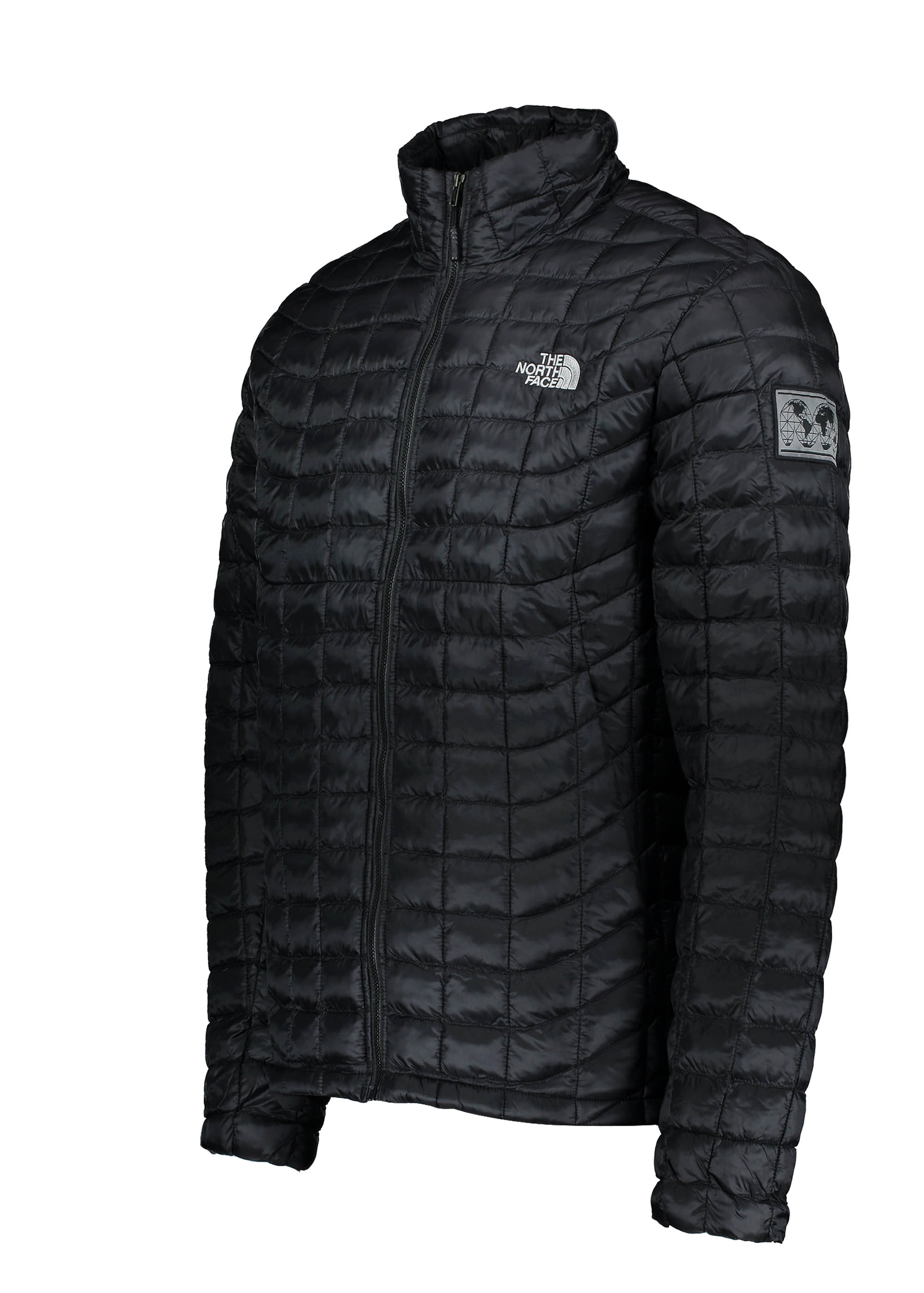 df0f9b876 The North Face International Thermoball Full Zip - Black
