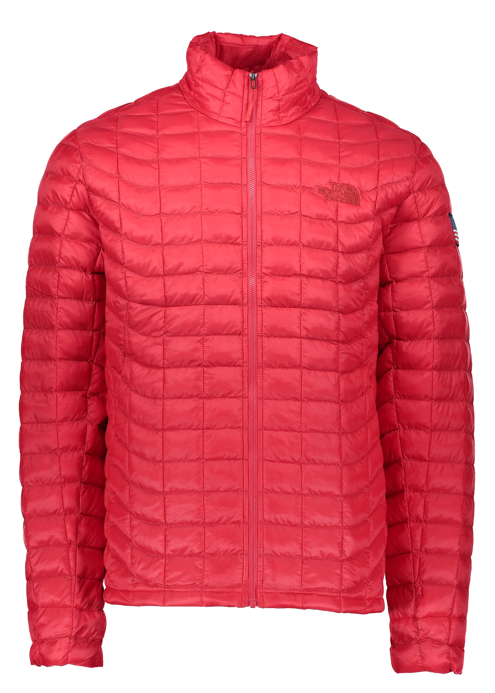 5cf54bfd1 The North Face International Thermoball Full Zip - Red