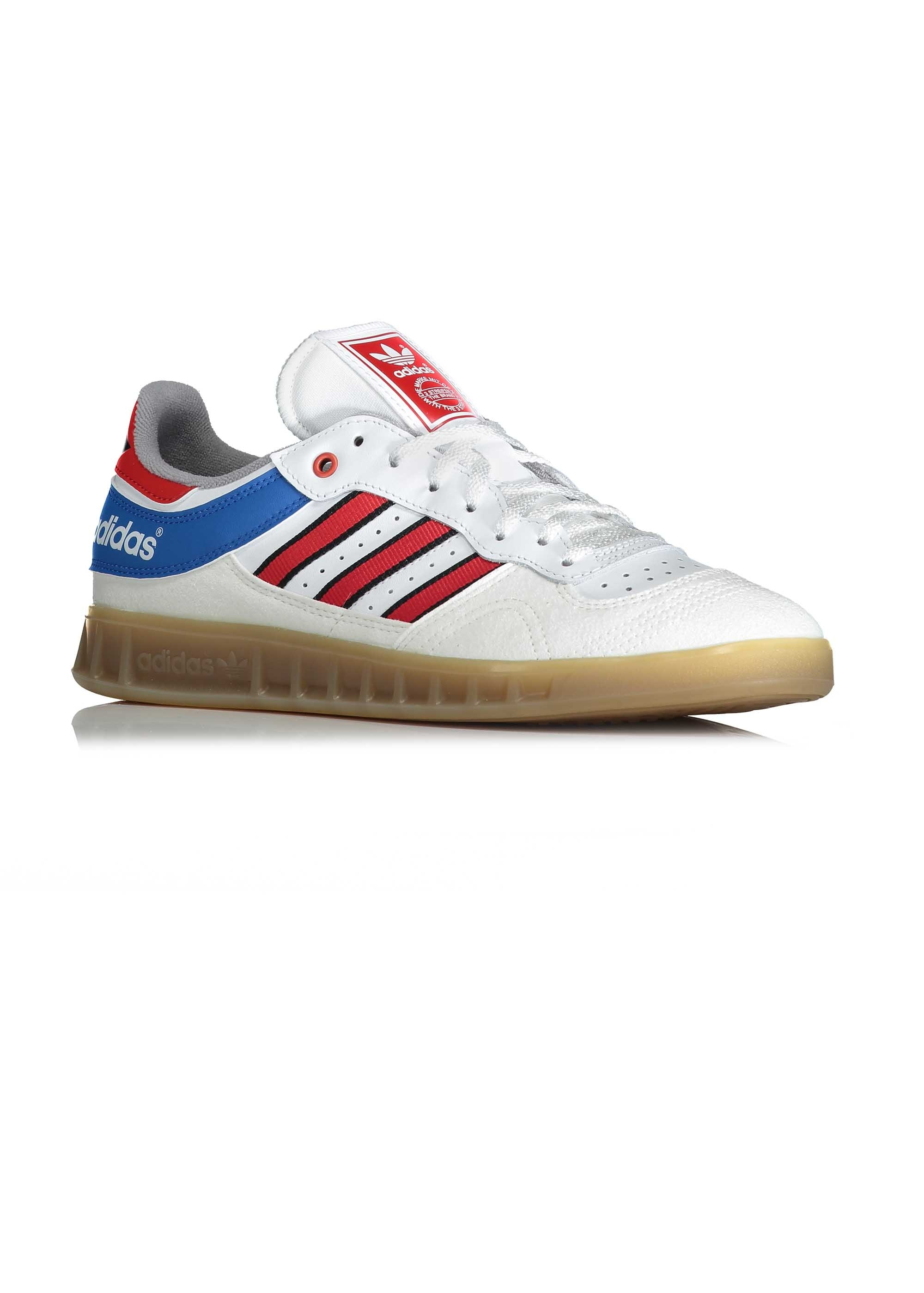 adidas Originals Footwear Handball Top White Red Royal