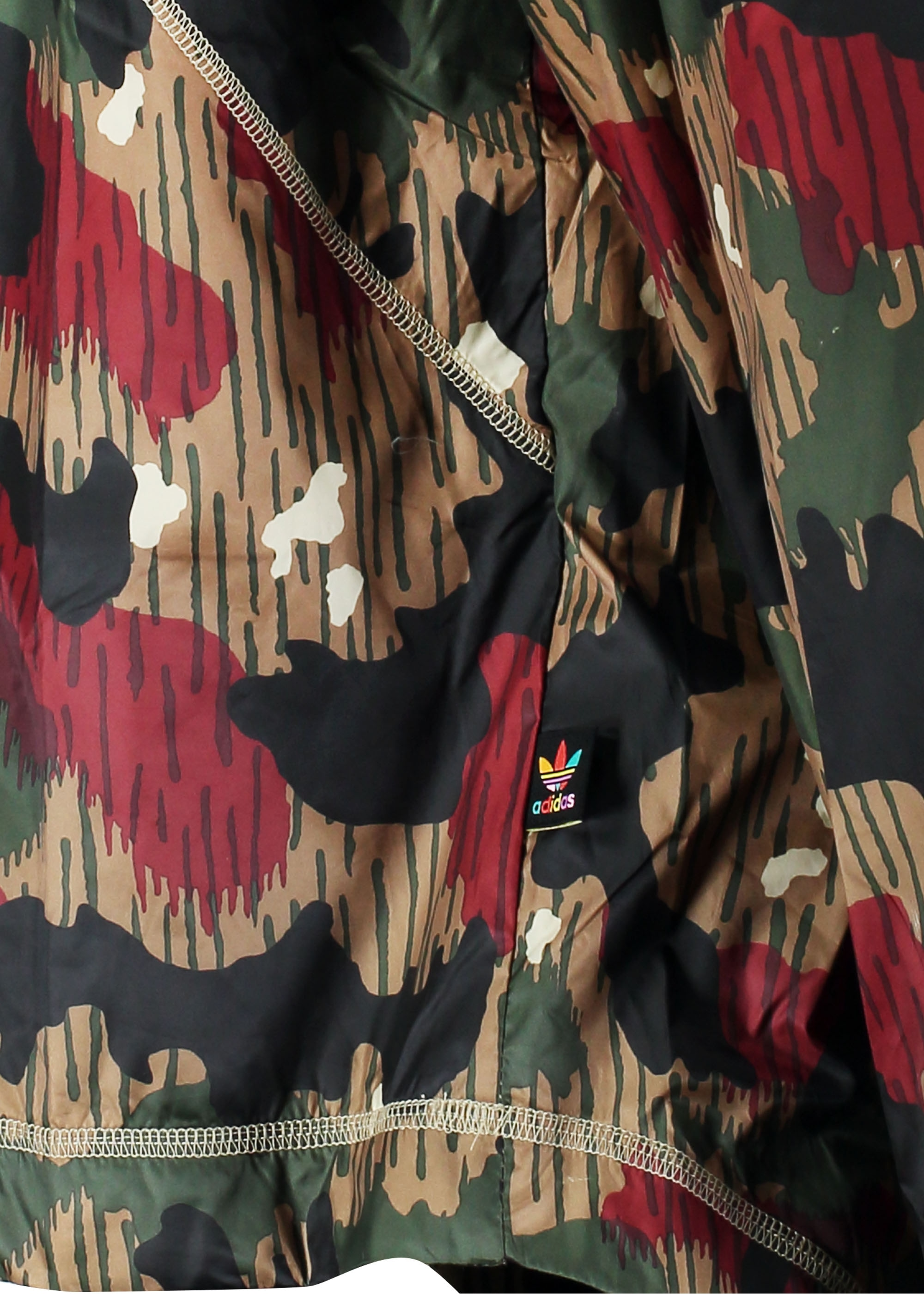 adidas Originals Apparel x Pharrell Windbreaker HZ Camo