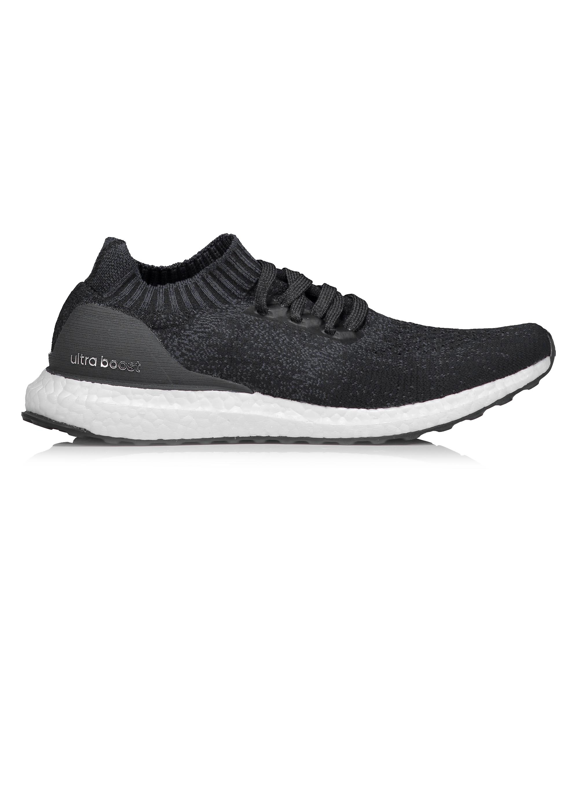 adidas originali calzature ultraboost fece uscire black triadi mens