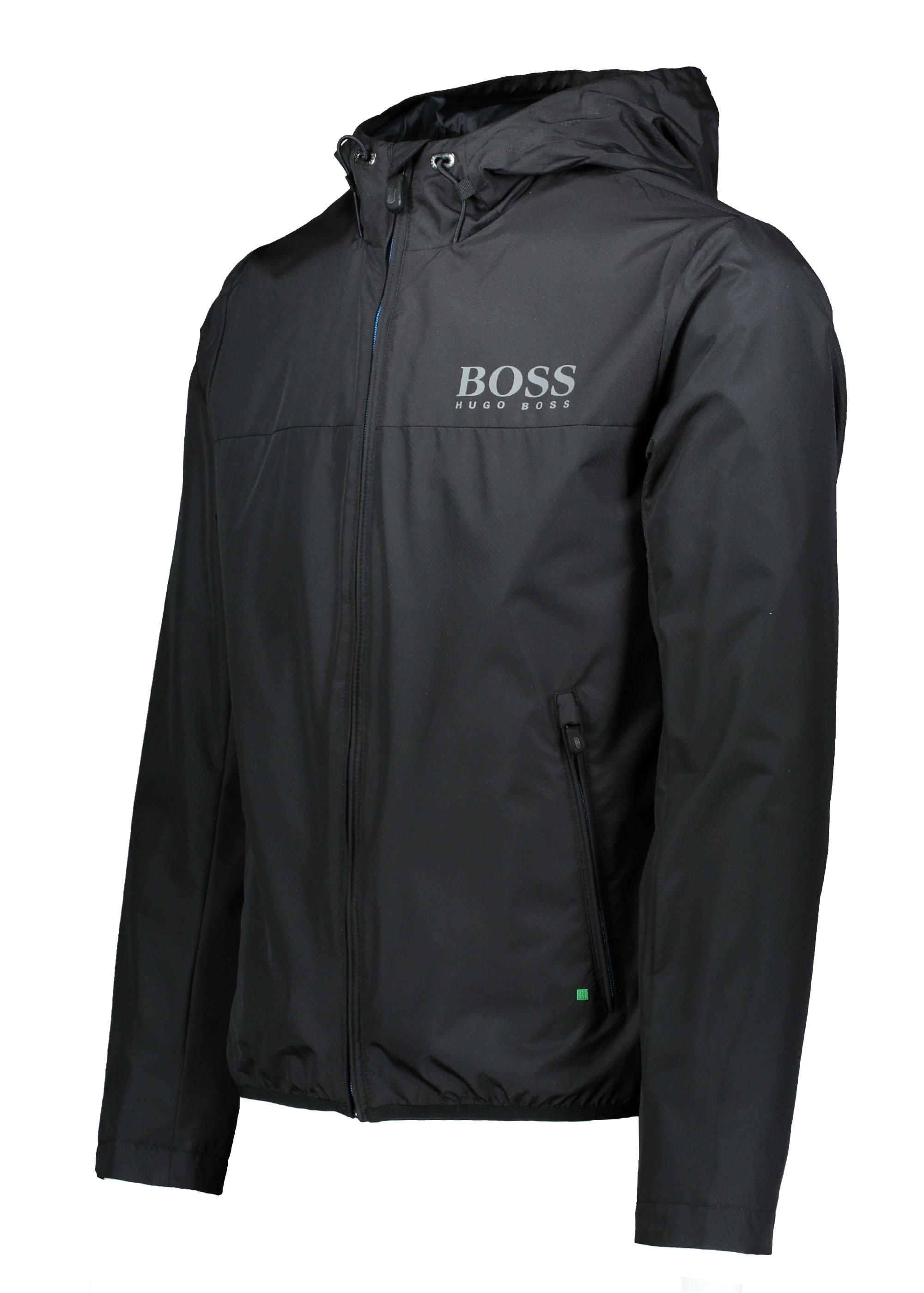 f31acbcd727c BOSS Jeltech Jacket - Black - Triads Mens from Triads UK