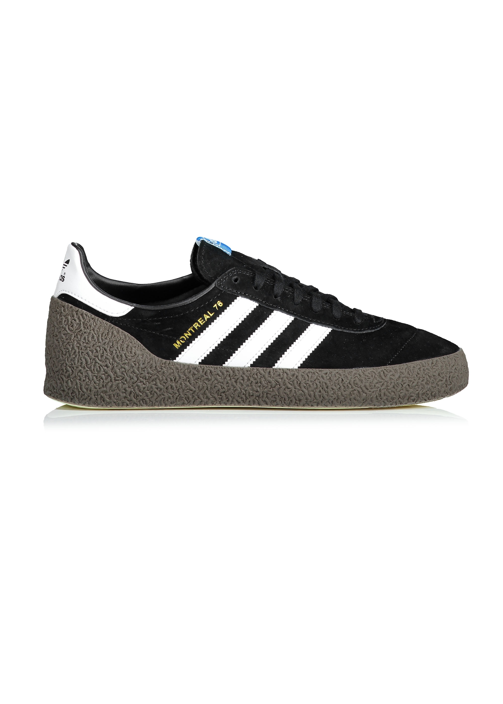 demasiado Aclarar Estadio  adidas Originals Footwear Montreal 76 - Black - Triads Mens from Triads UK