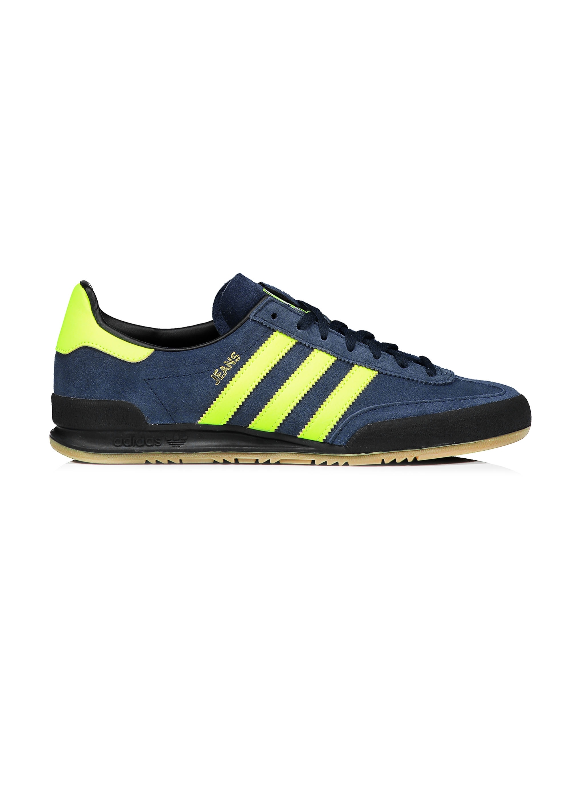 sports shoes 9f80b 19043 Jeans Trainers - Navy  Yellow