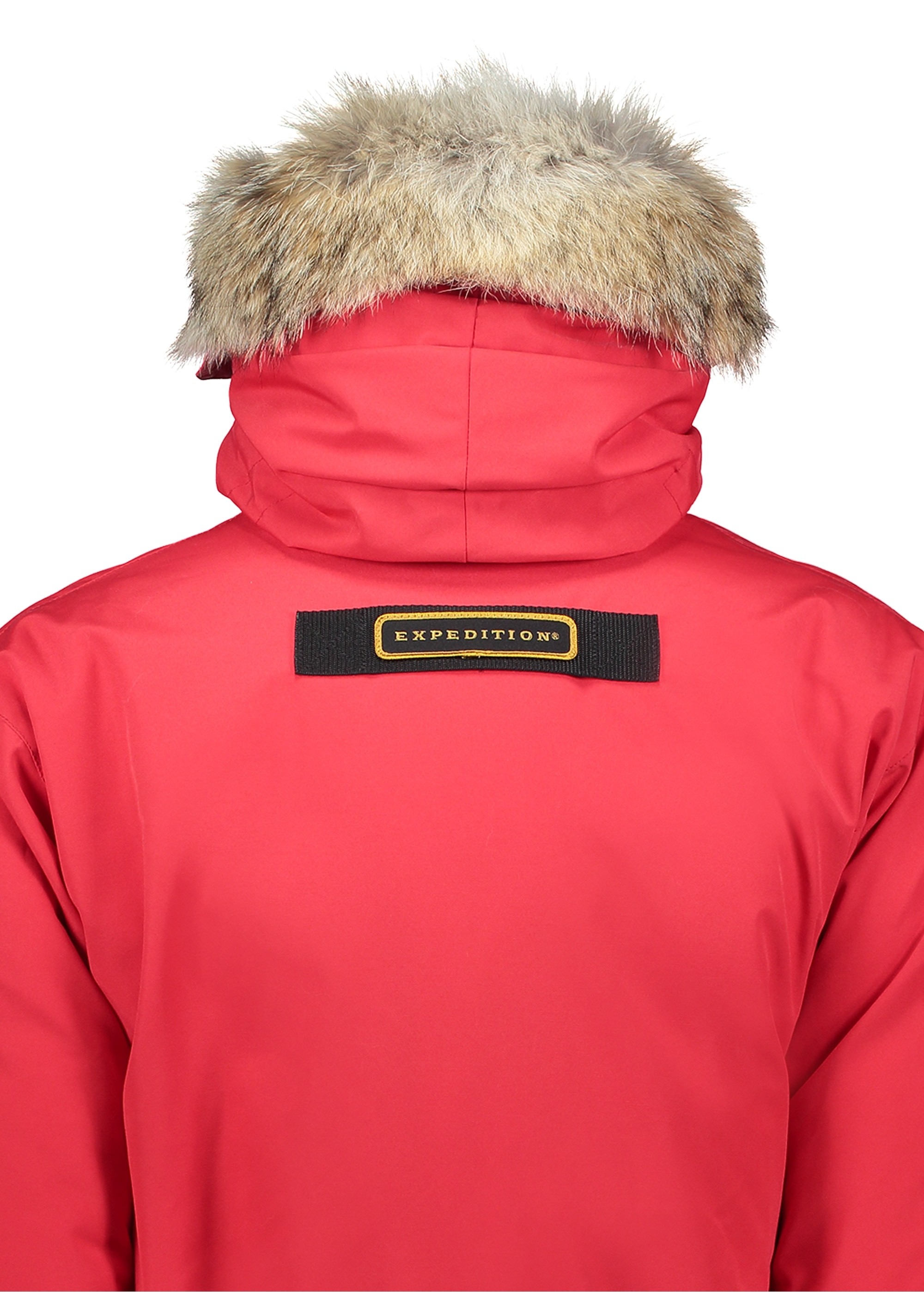 89171847e3e Canada Goose Expedition Parka - Red - Coats from Triads UK