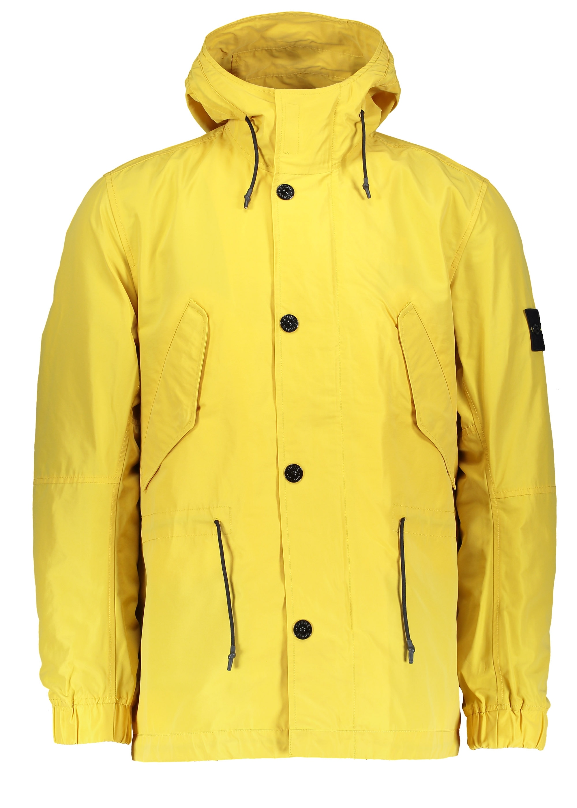 Stone Island Micro Reps Jacket Yellow Triads Mens From