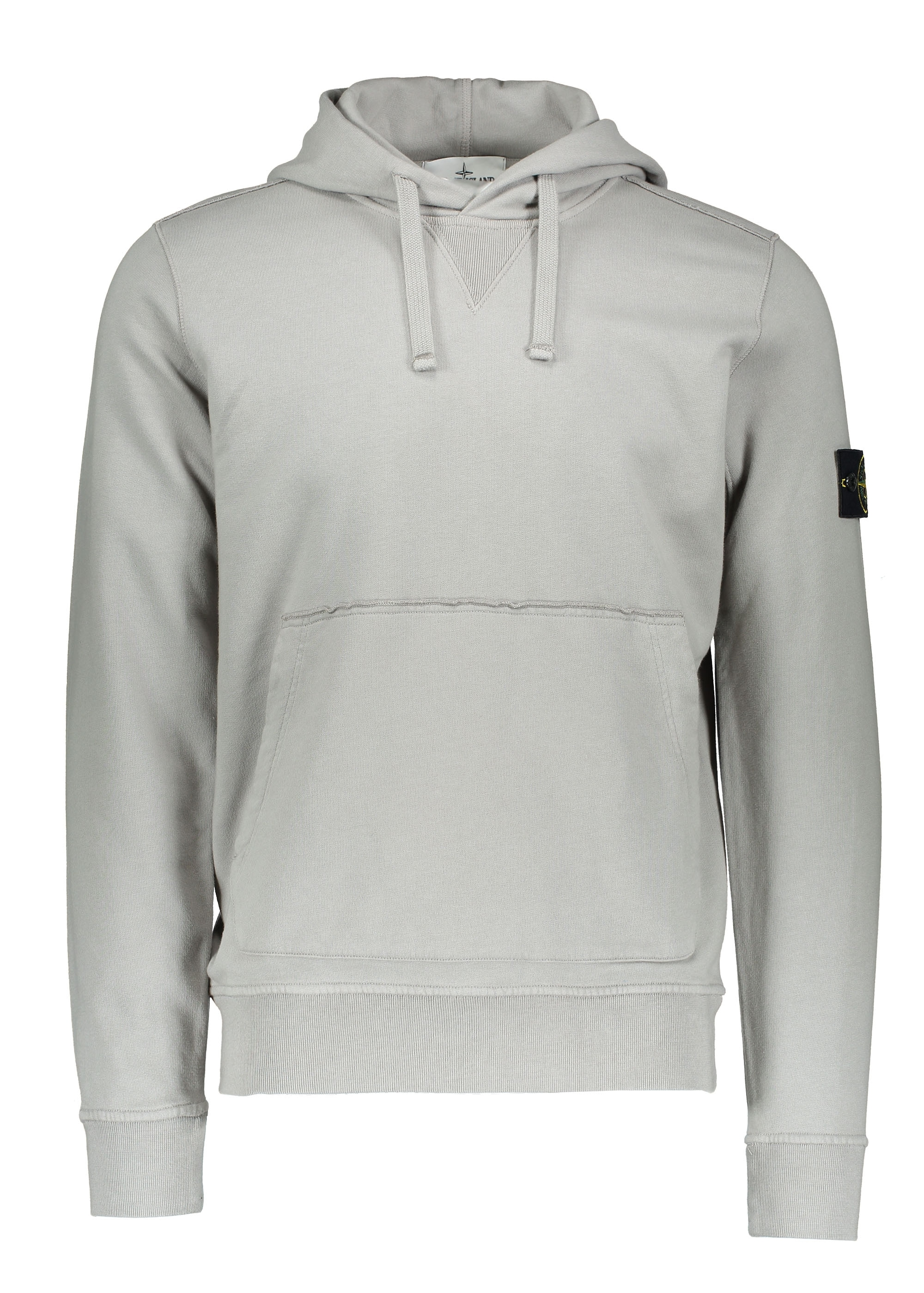 9c87bd402ca Stone Island Hooded Sweat - Dove Grey - Hoodies from Triads UK