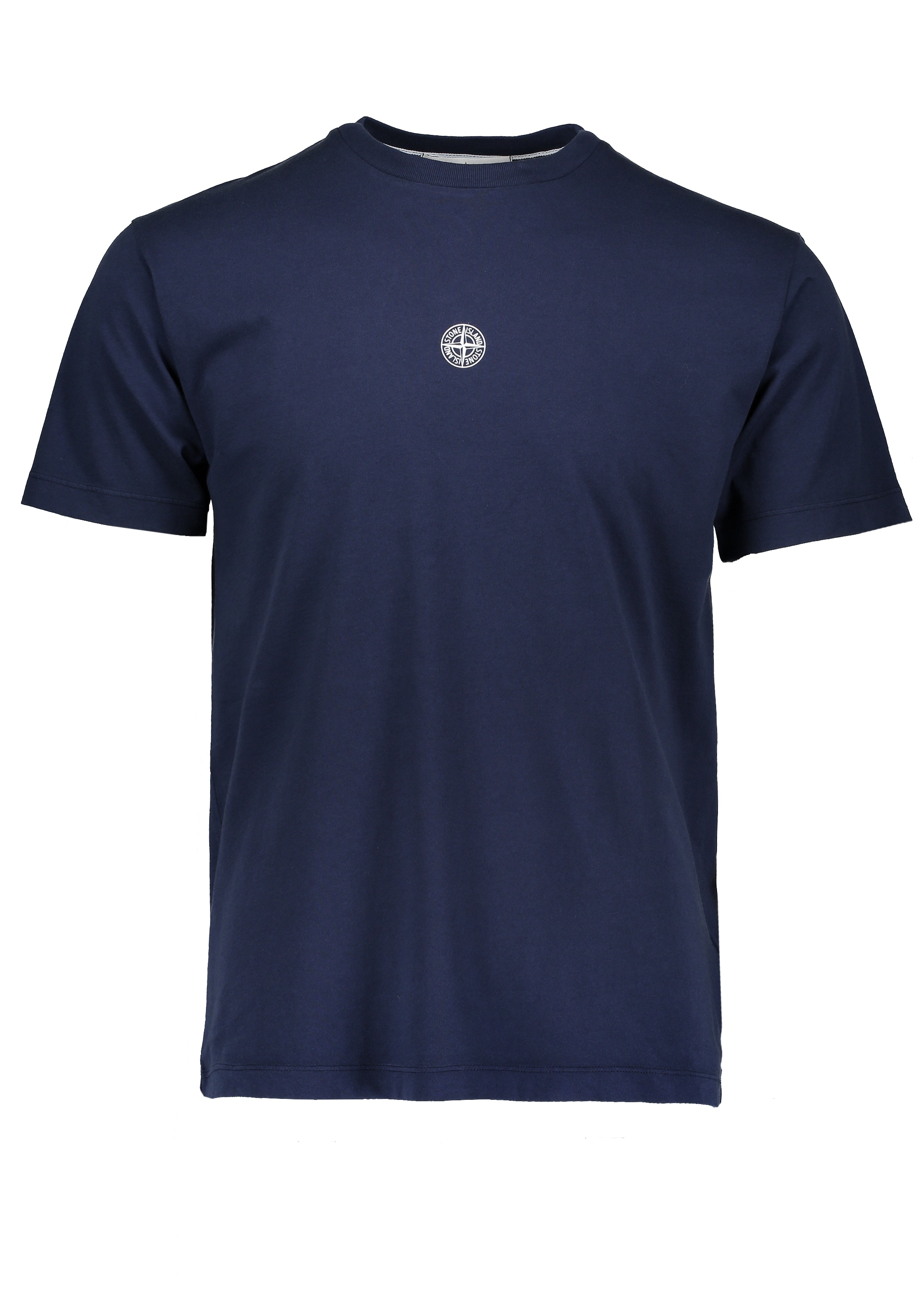 a70bbbc85 Stone Island Graphic Eleven Print Logo Tee - Ink - Triads Mens from ...
