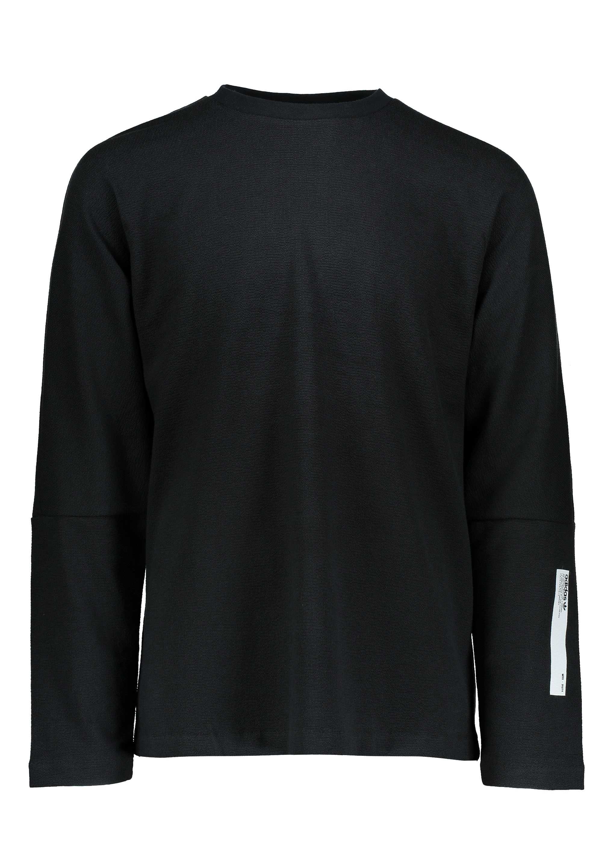 896e19c46 adidas Originals Apparel NMD Sweater - Black - Triads Mens from ...