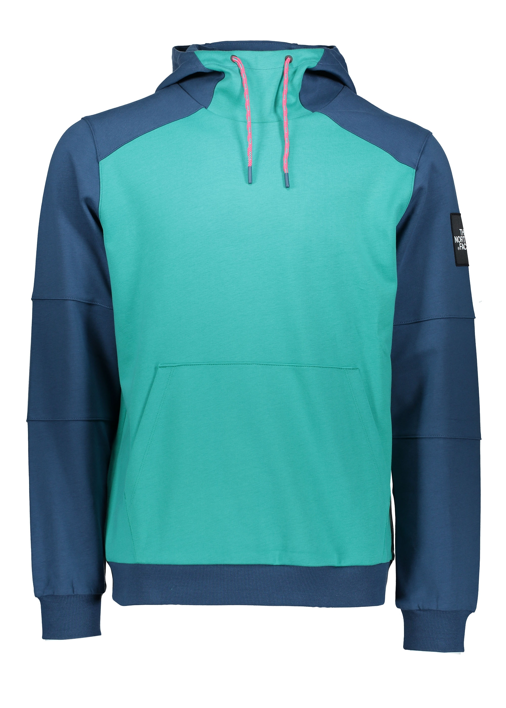 The North Face Fine Box Hoodie Porcelain Green