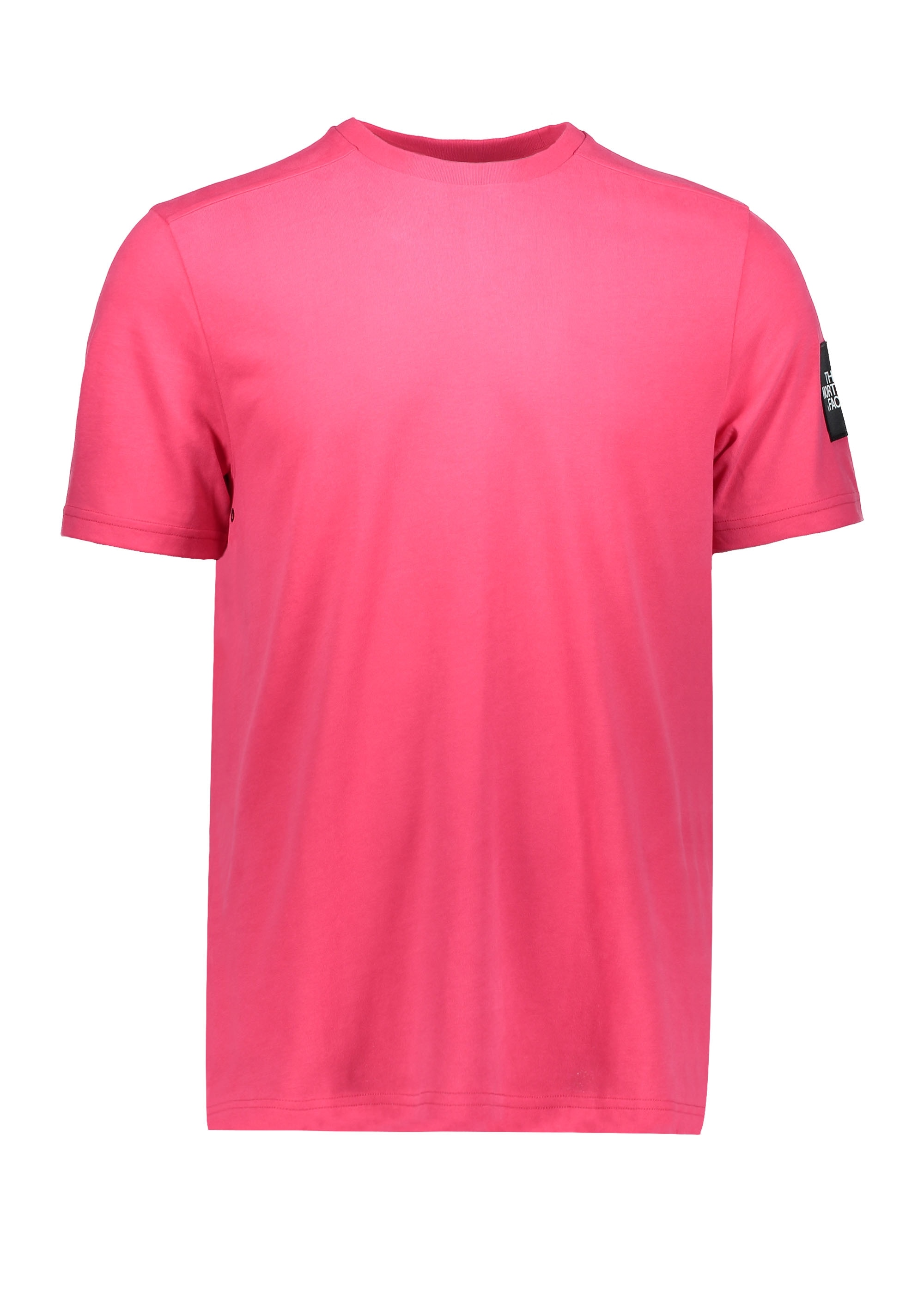 b187e7968d13 The North Face SS Fine 2 Tee - Raspberry Red - T-shirts from Triads UK