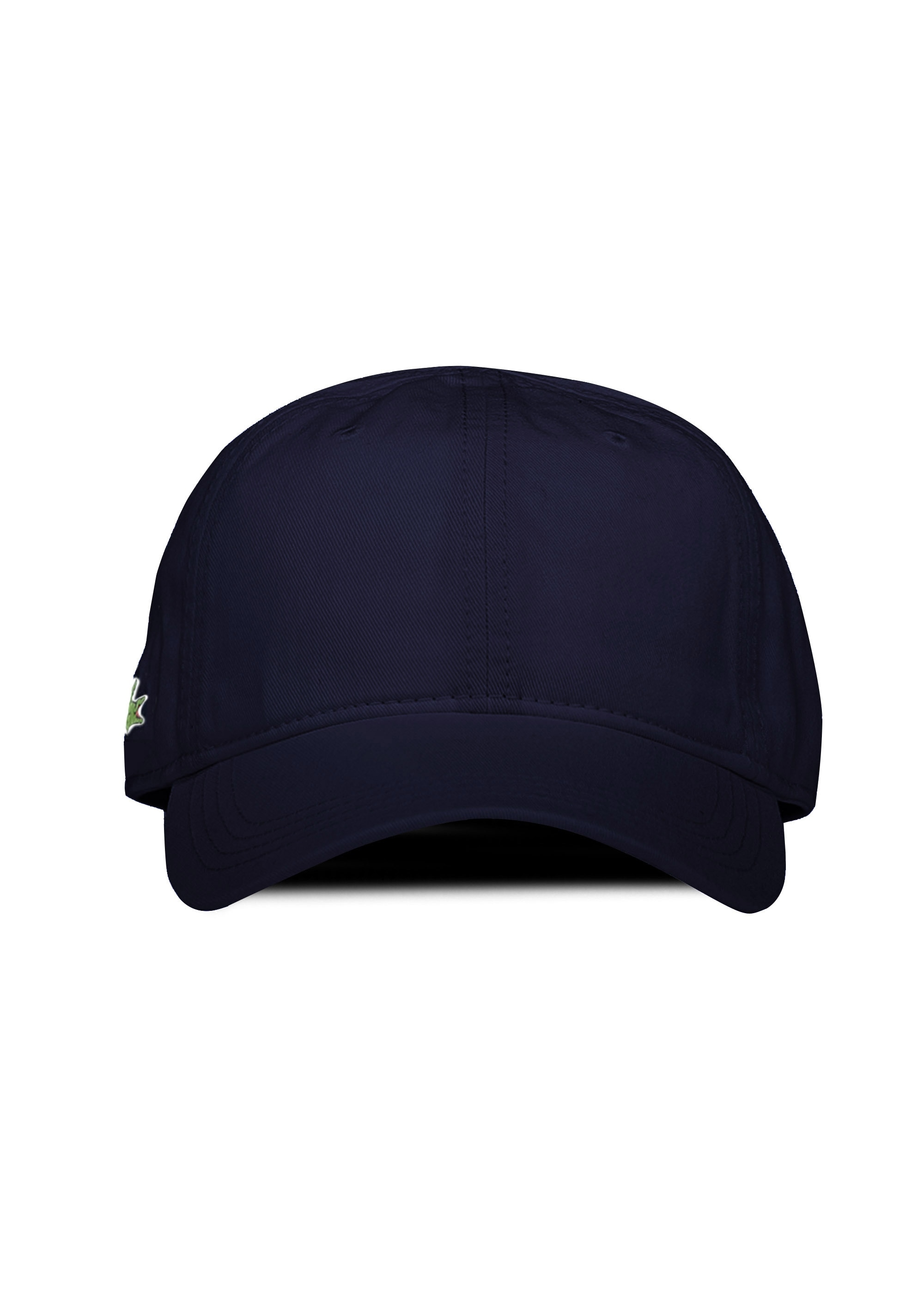 Lacoste Gabardine Cap - Navy Blue - Headwear from Triads UK b8c950c4d393