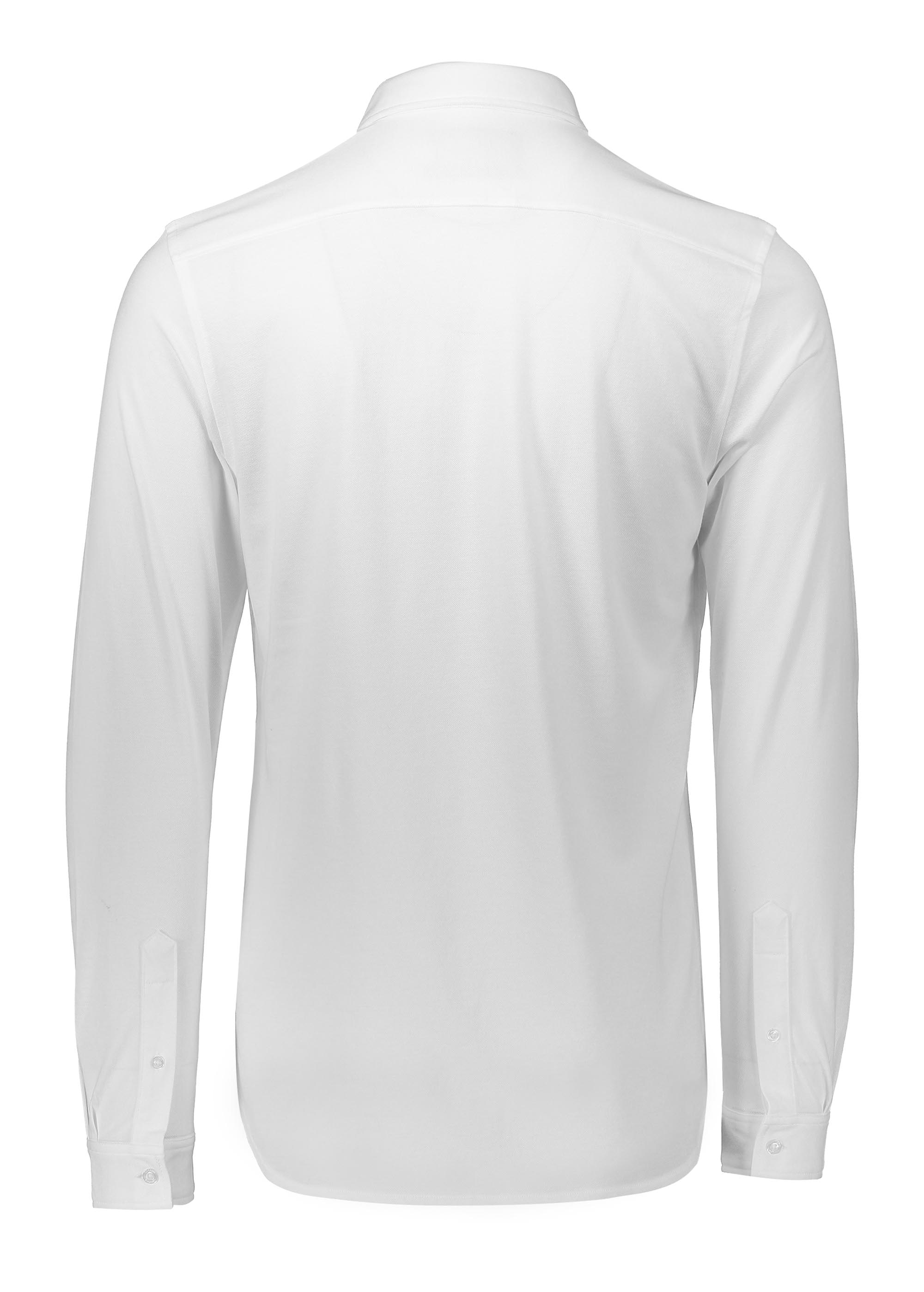 accddd85a0 Lacoste Pocket Shirt - White - Triads Mens from Triads UK