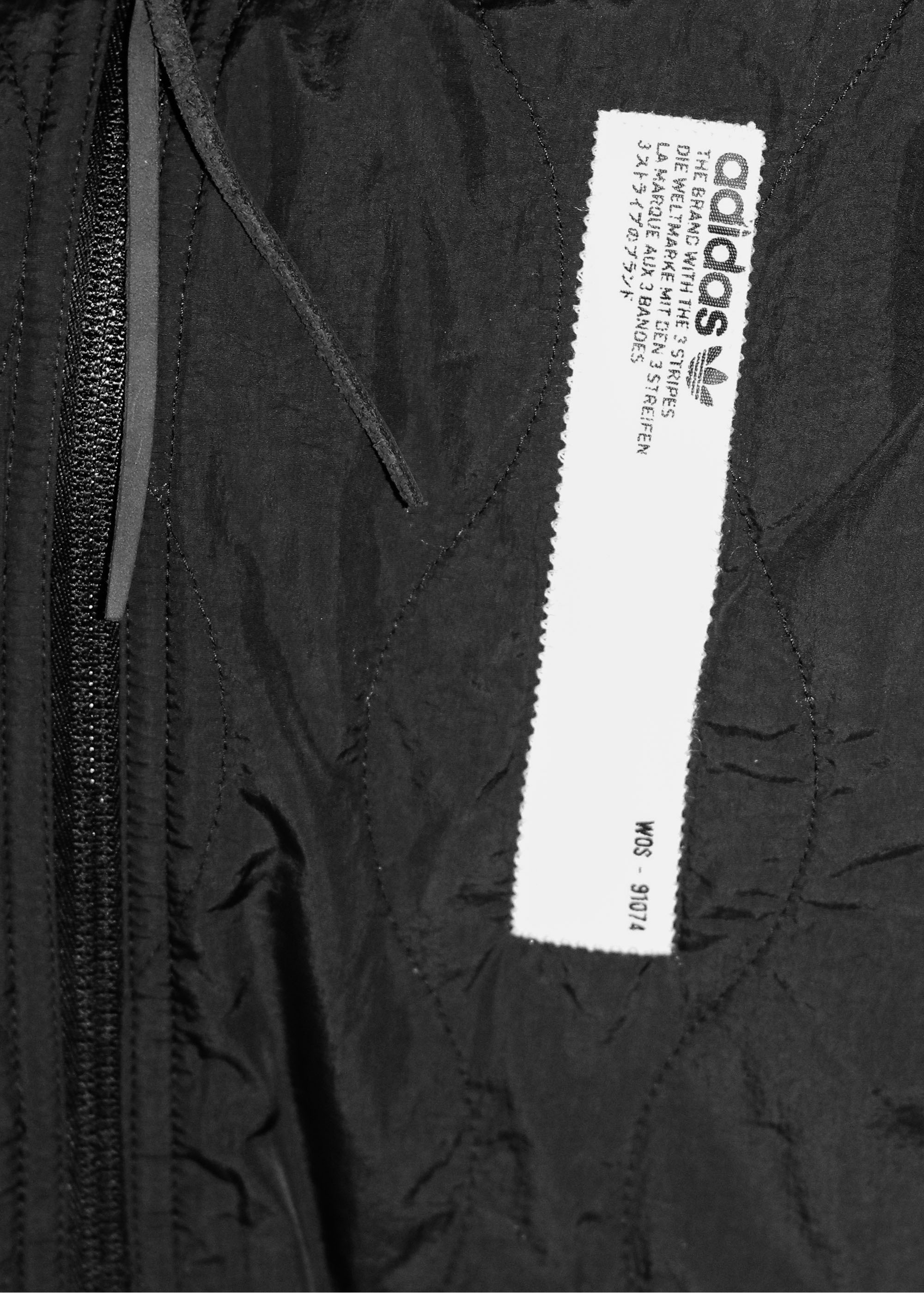 2361cfdf8 adidas Originals Apparel NMD Primaloft Track Jacket - Black - Triads ...
