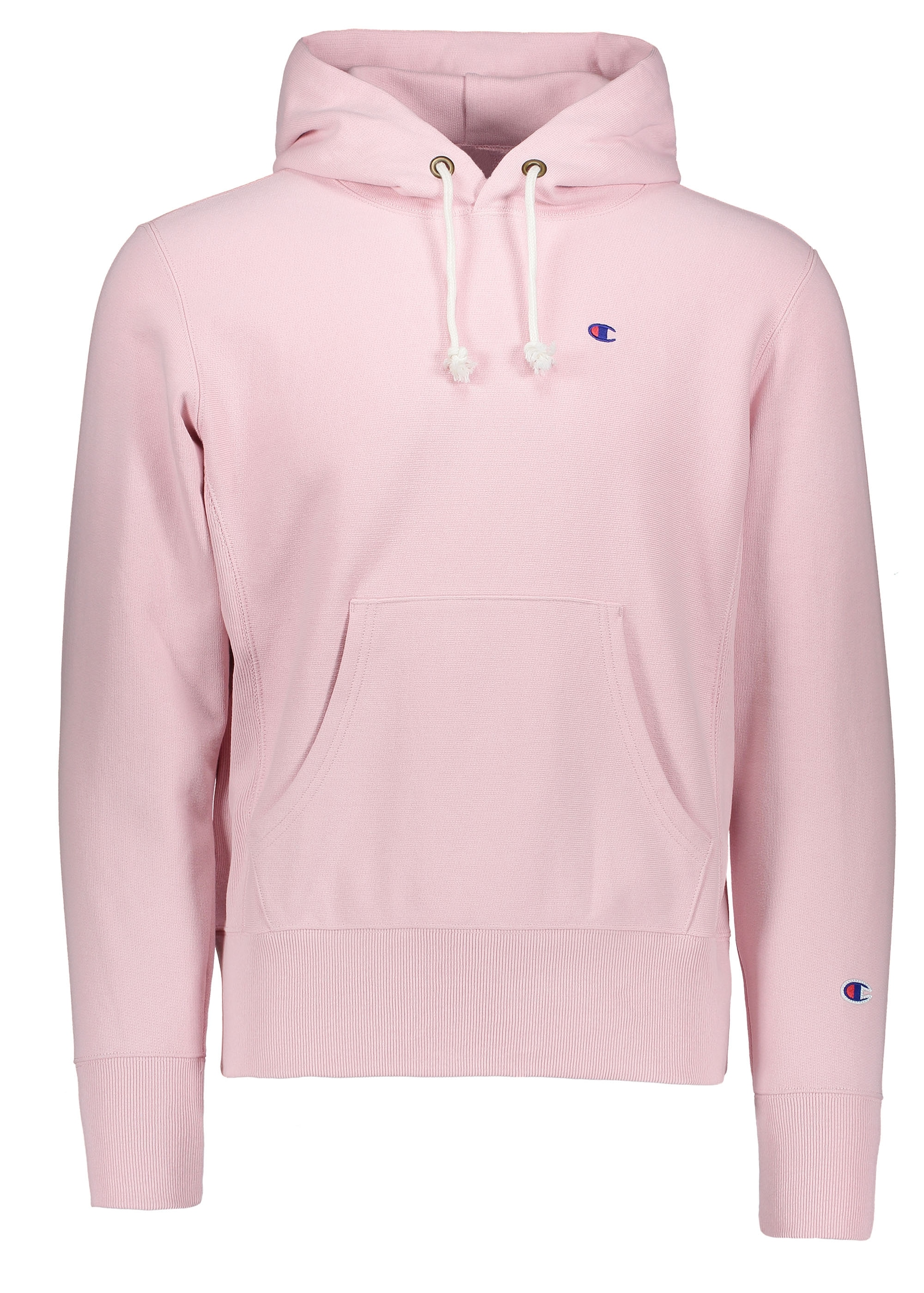 Champion Hooded Sweatshirt - Pink - Triads Mens from Triads UK ea49132e563e