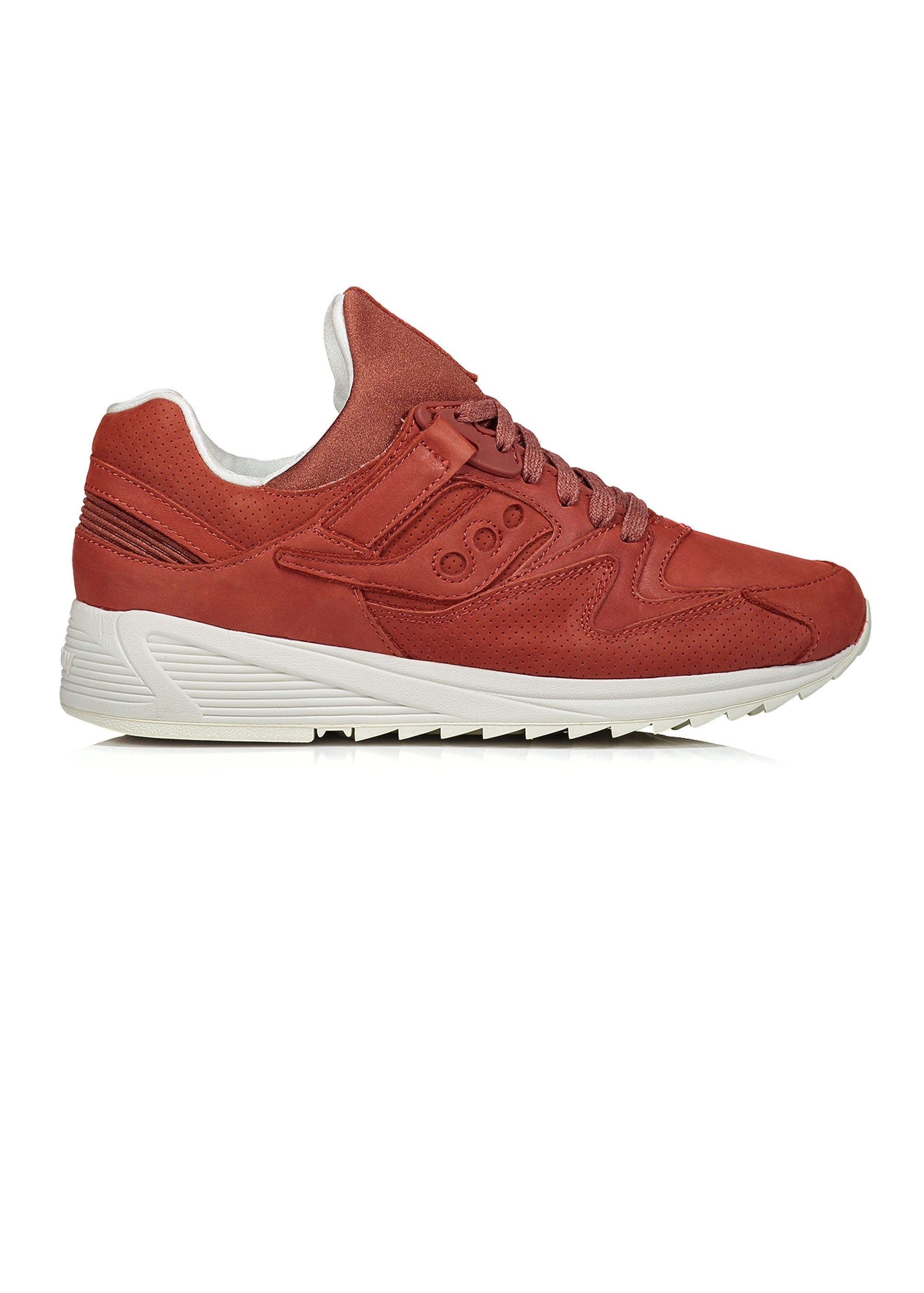 f83474618ca2 Saucony Grid 8500 HT - Red - Trainers from Triads UK
