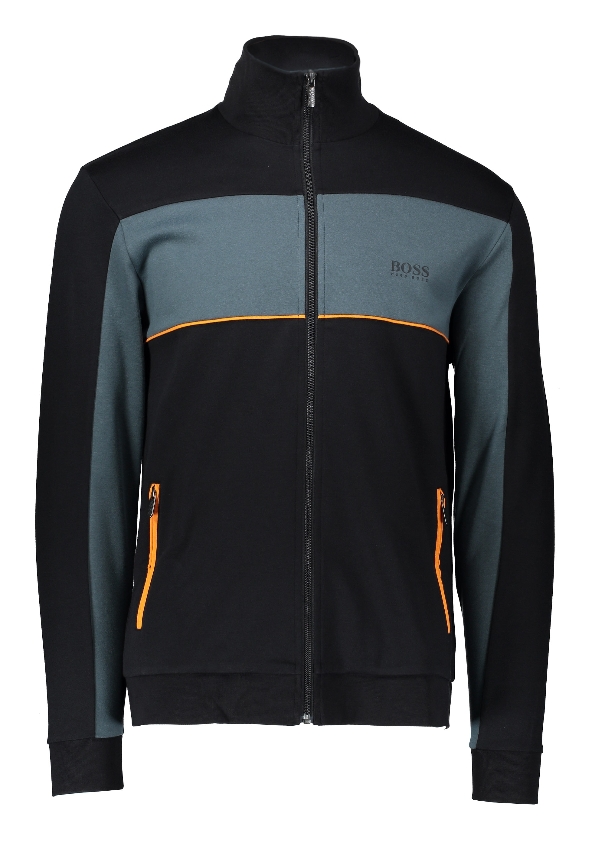 Boss Tracksuit Jacket Black Track Tops From Triads Uk
