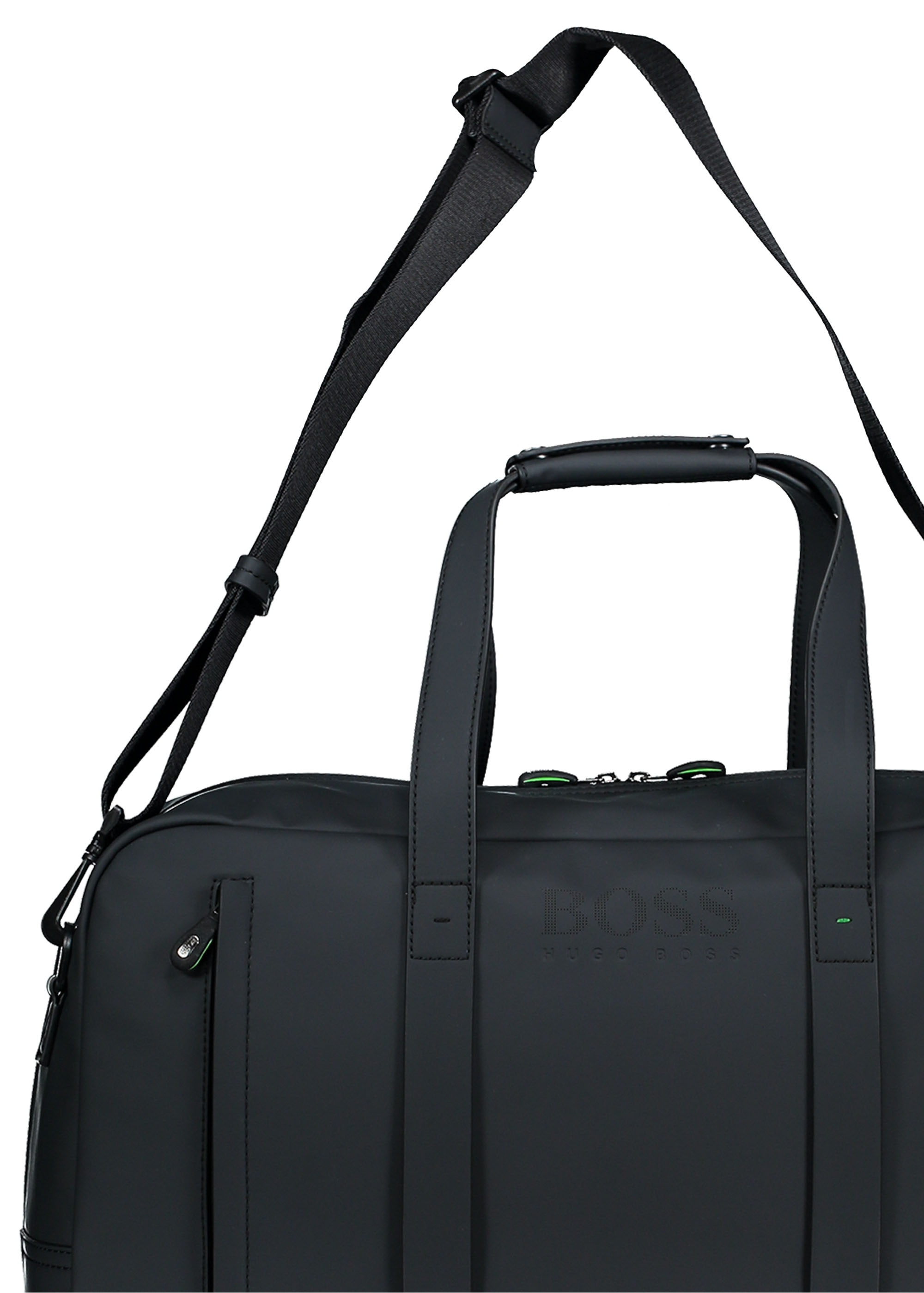 9e59f00c1 BOSS Hyper Holdall - Black - Bags from Triads UK