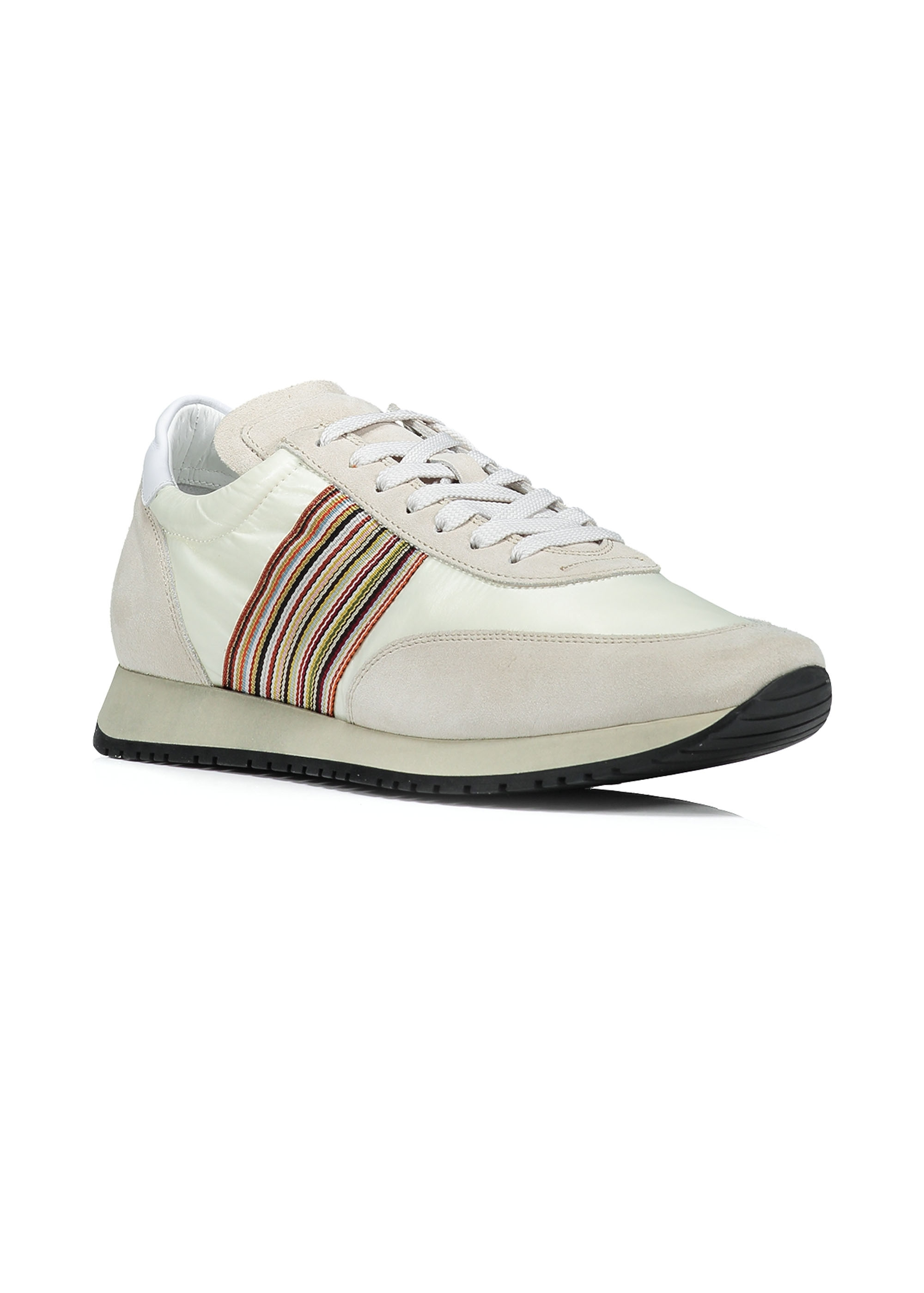2d3c0d63e Paul Smith Apollo Shoe - White - Trainers from Triads UK